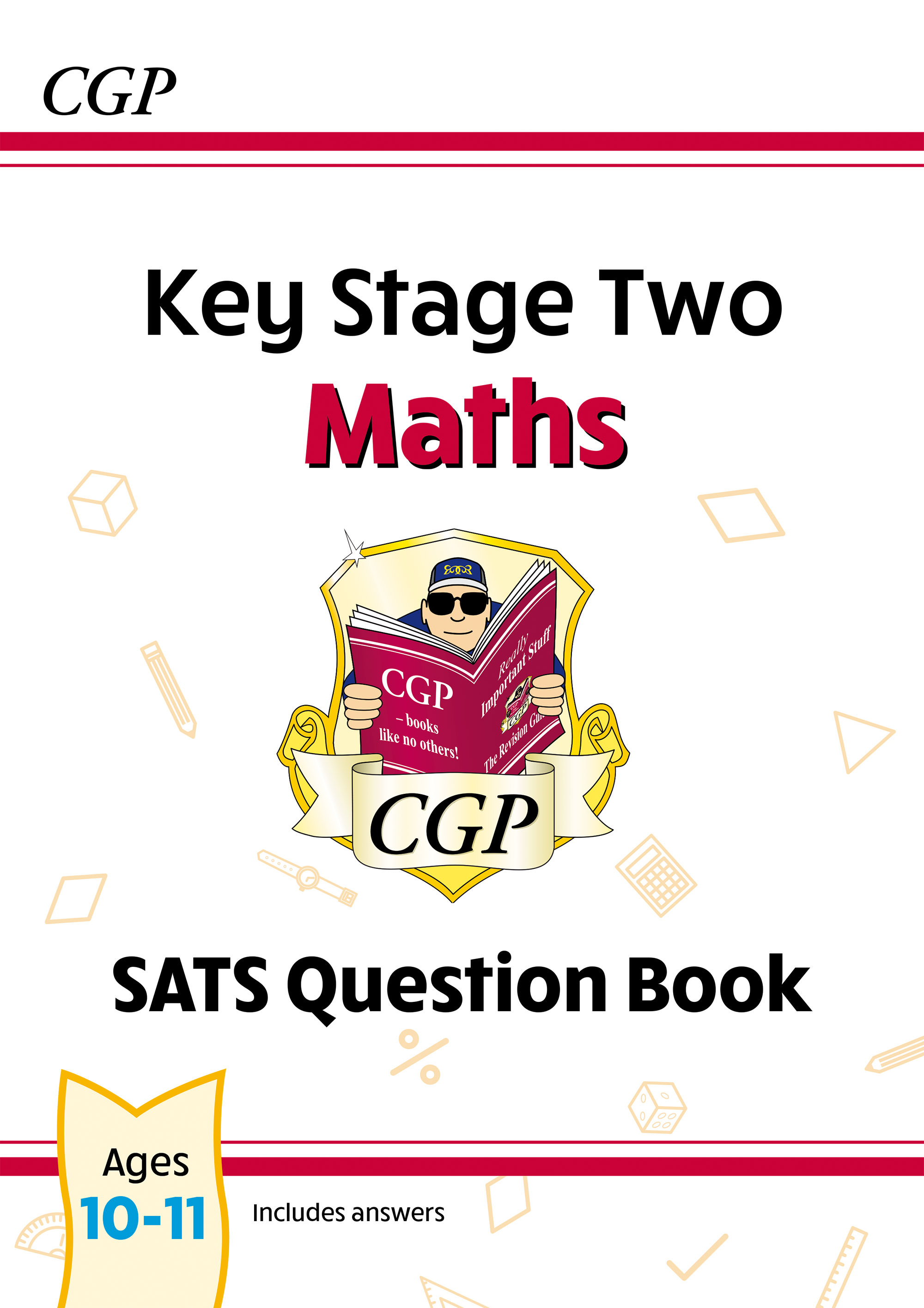 MLFW23D - New KS2 Maths SATS Question Book - Ages 10-11 (for the 2021 tests) Online Edition