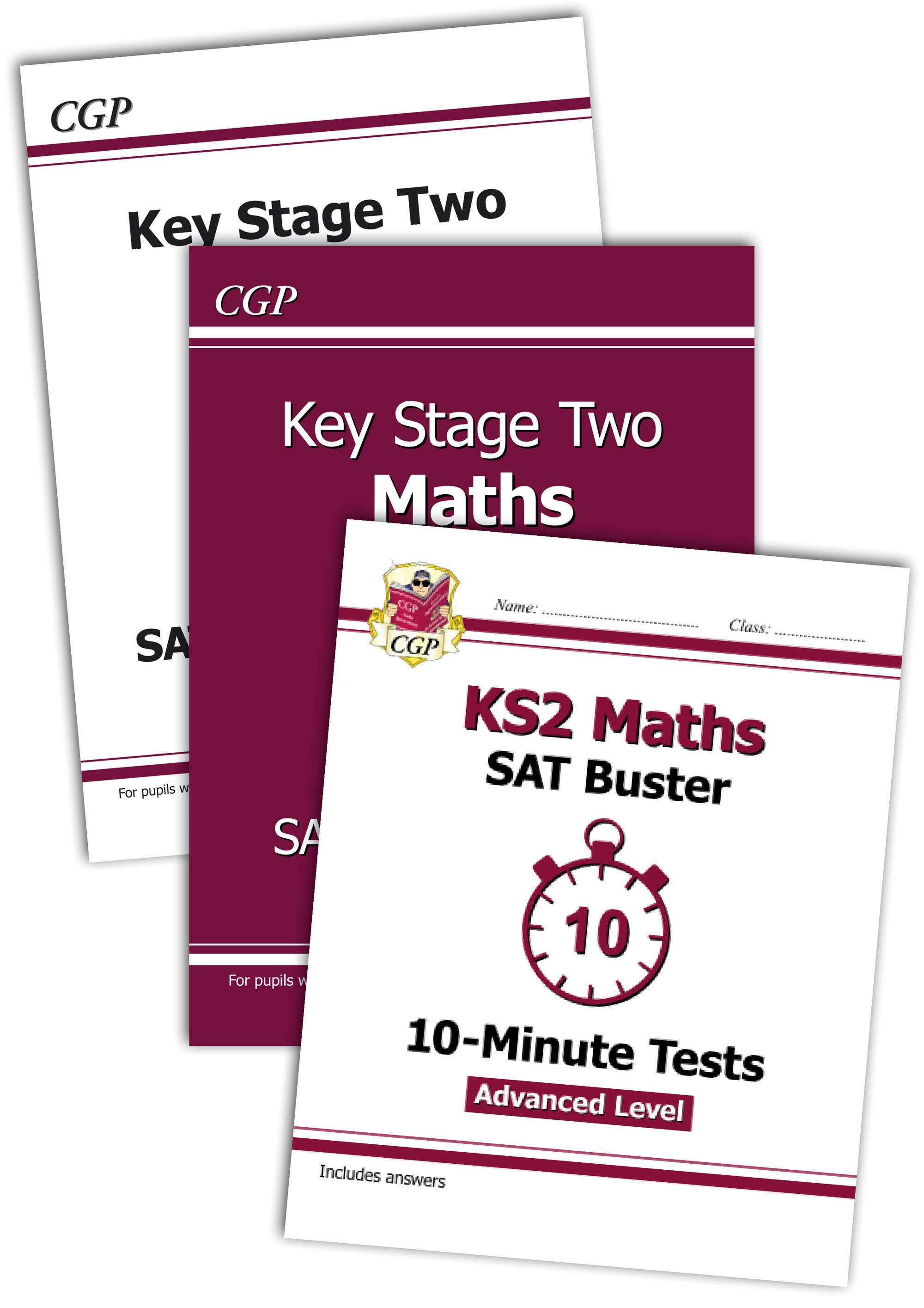 MLHB23 - The Complete KS2 Maths Targeted SATS Prep Bundle - Advanced (for the 2019 tests)