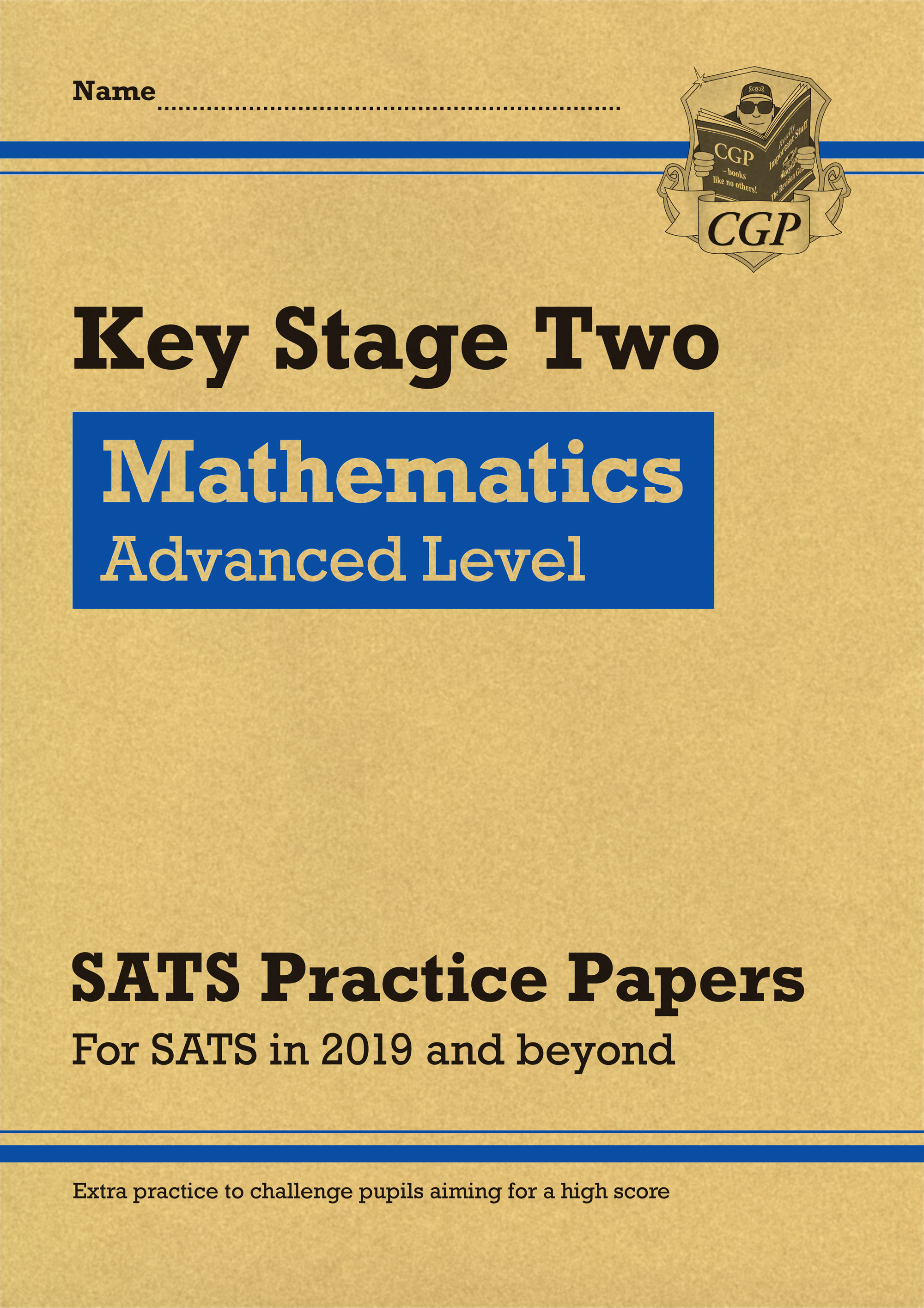 MLHP22 - New KS2 Maths Targeted SATS Practice Papers: Advanced Level (for the 2019 tests)