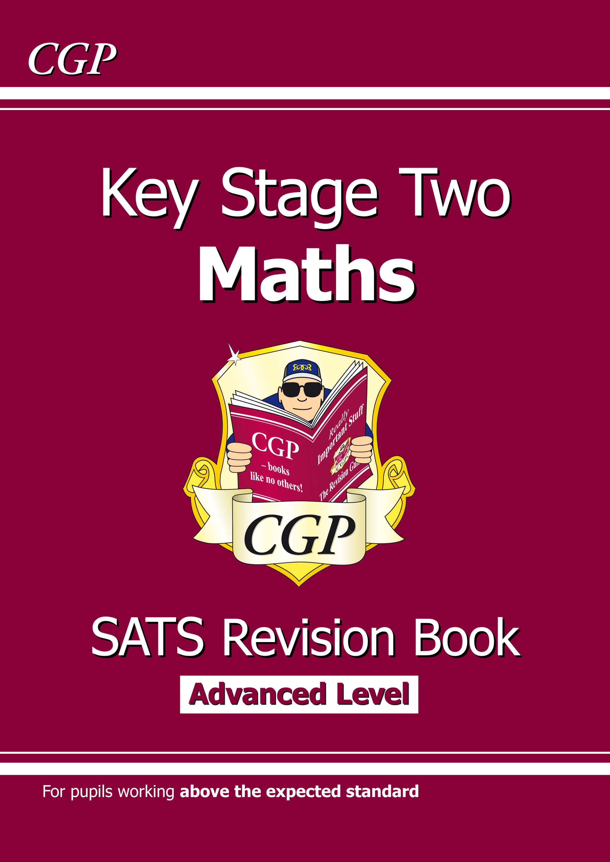 MLHR22 - KS2 Maths Targeted SATs Revision Book - Advanced Level (for the 2019 tests)