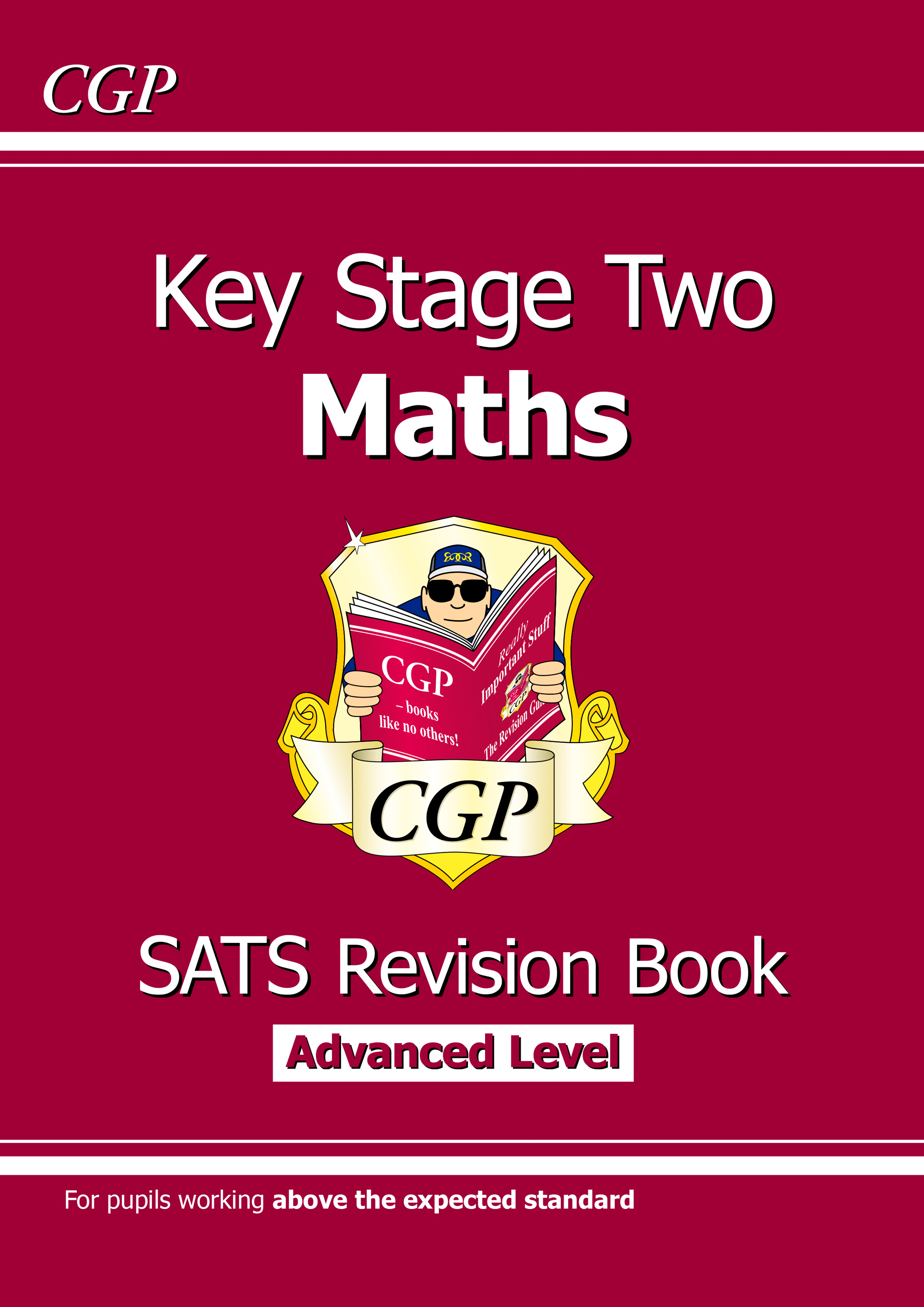 MLHR22DK - KS2 Maths Targeted SATs Revision Book - Advanced Level (for tests in 2018 and beyond)