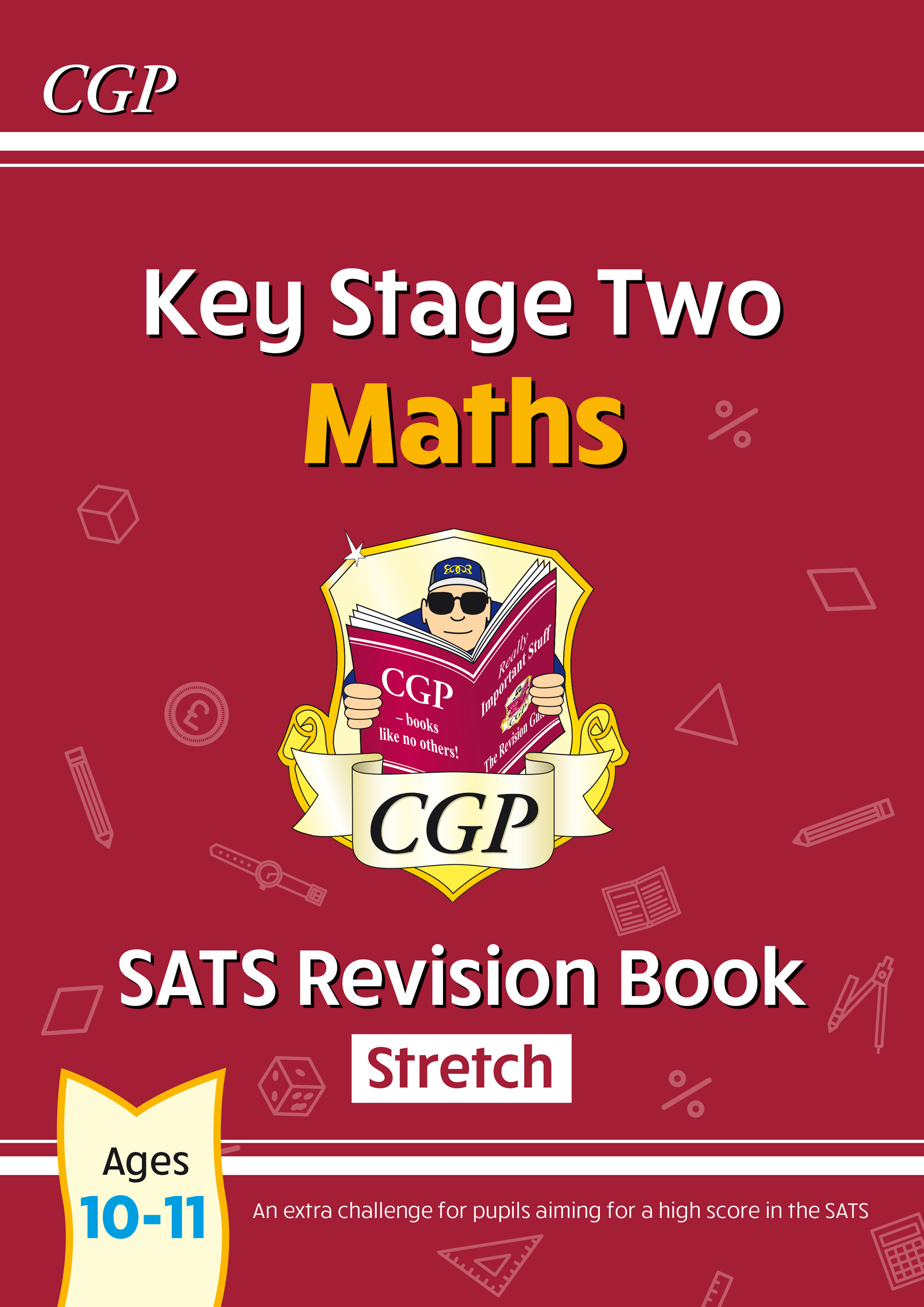 MLHR23 - New KS2 Maths SATS Revision Book: Stretch - Ages 10-11 (for the 2021 tests)