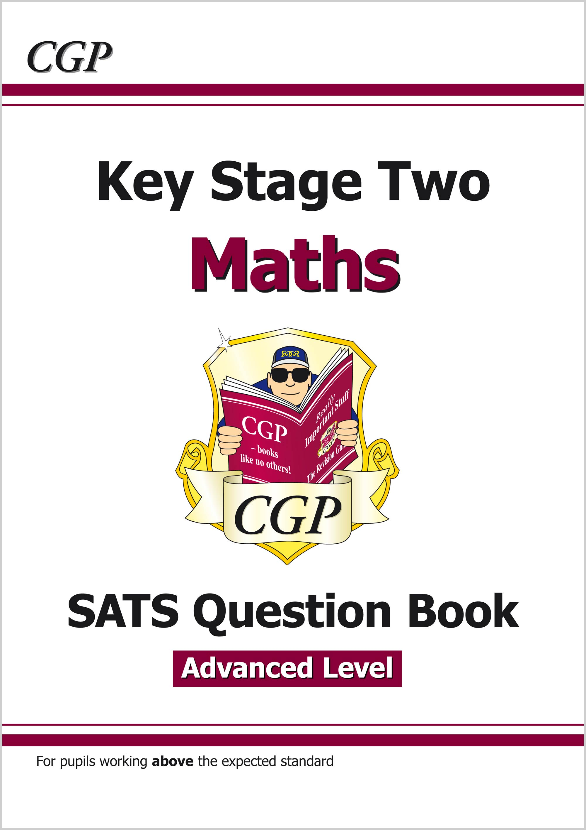 MLHW22 - KS2 Maths Targeted SATS Question Book - Advanced Level (for the 2019 tests)