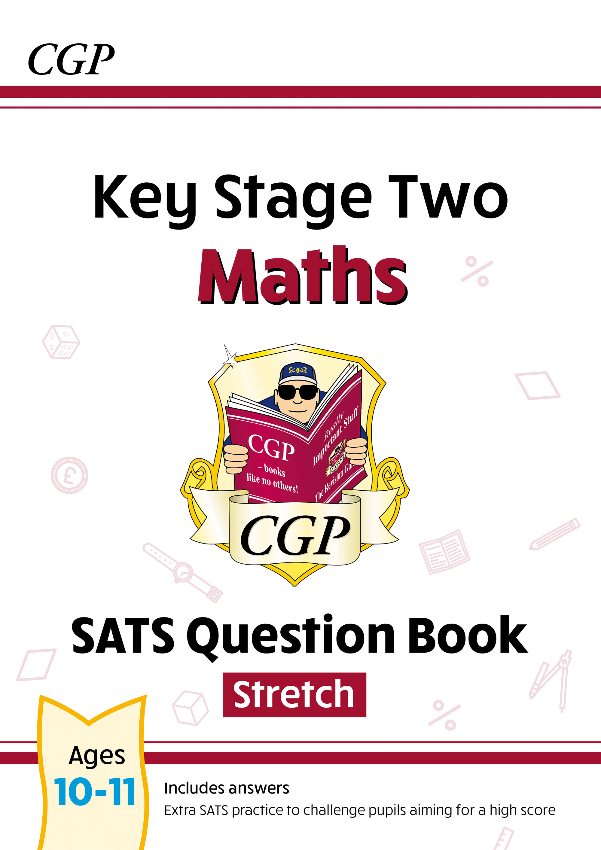MLHW23D - New KS2 Maths SATS Question Book: Stretch - Ages 10-11 (for the 2021 tests) Online Edition
