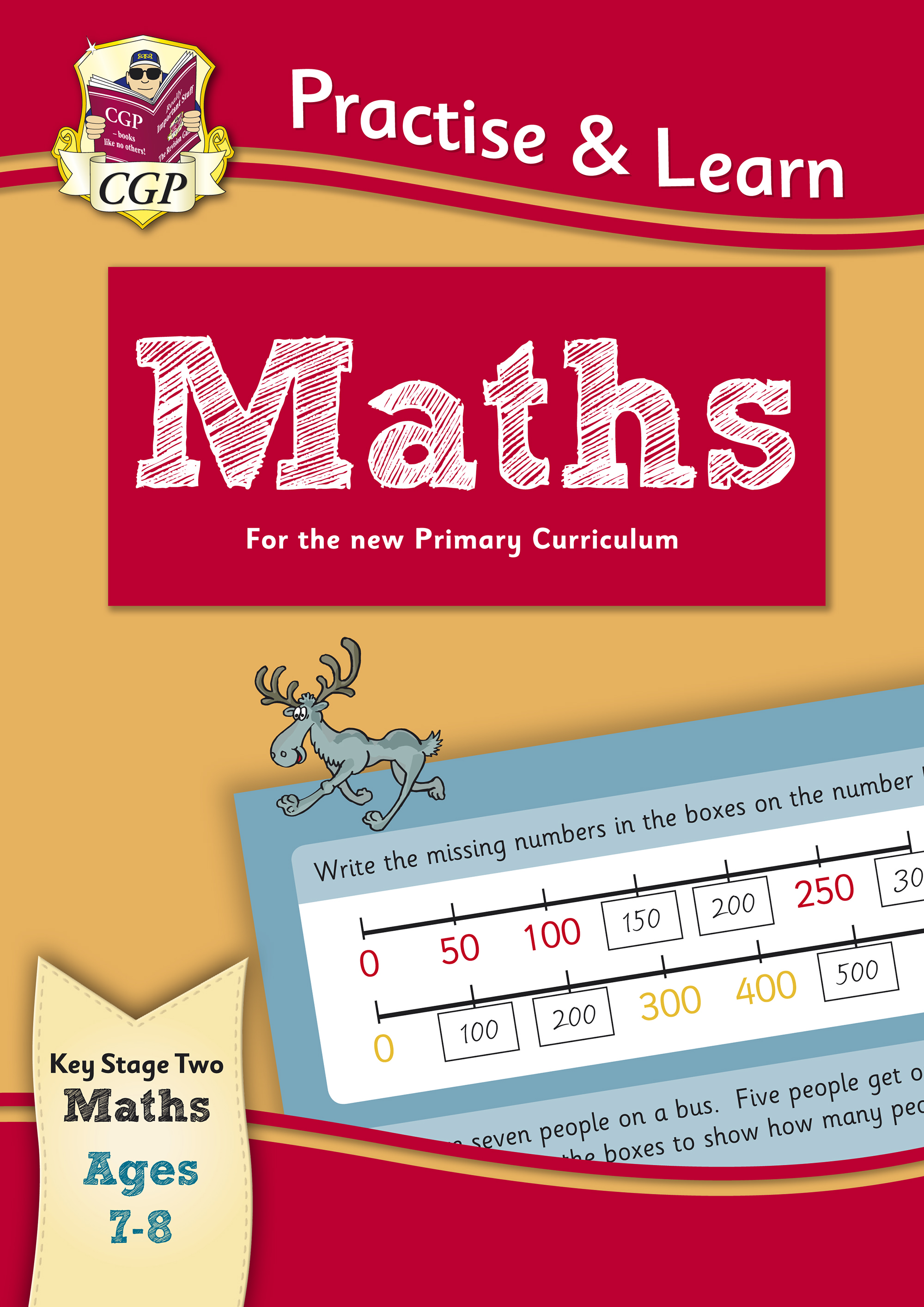 MP3Q22 - New Practise & Learn: Maths for Ages 7-8