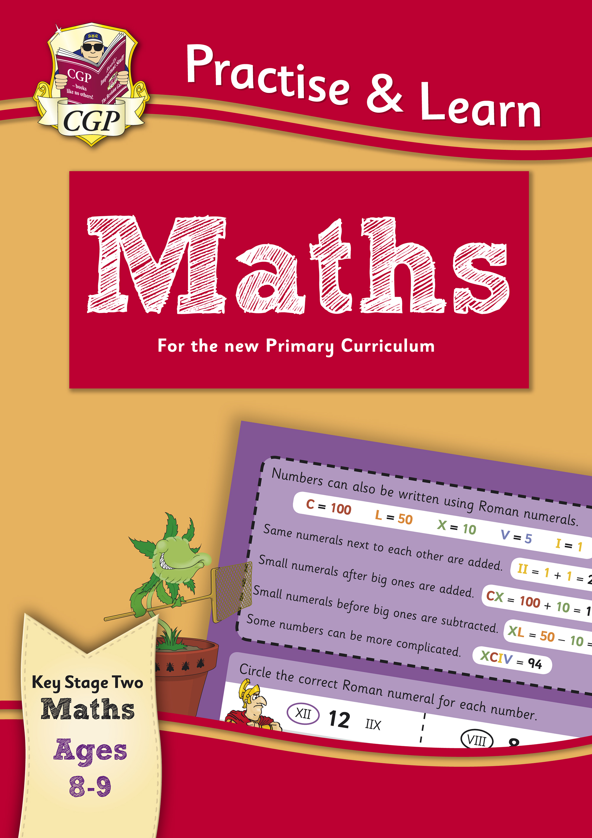 MP4Q22 - New Practise & Learn: Maths for Ages 8-9