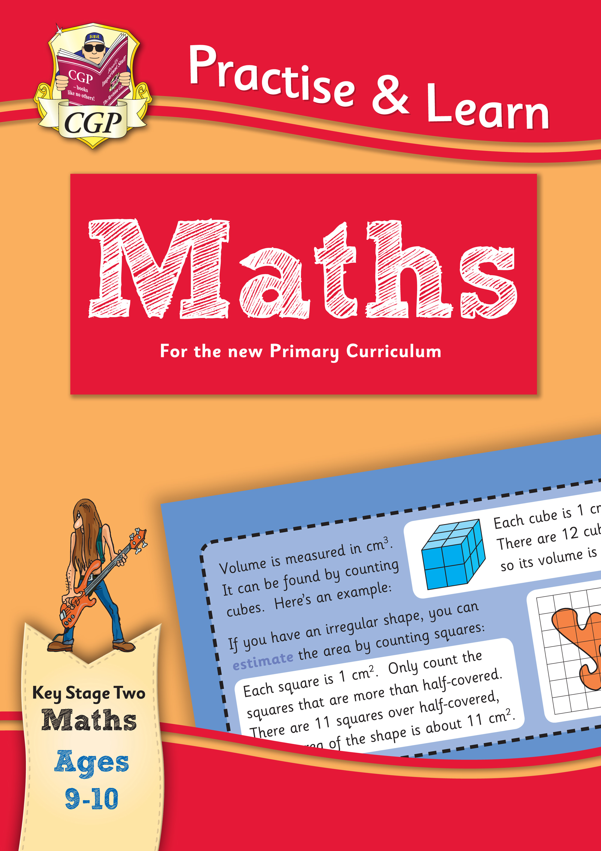 MP5Q22 - New Curriculum Practise & Learn: Maths for Ages 9-10