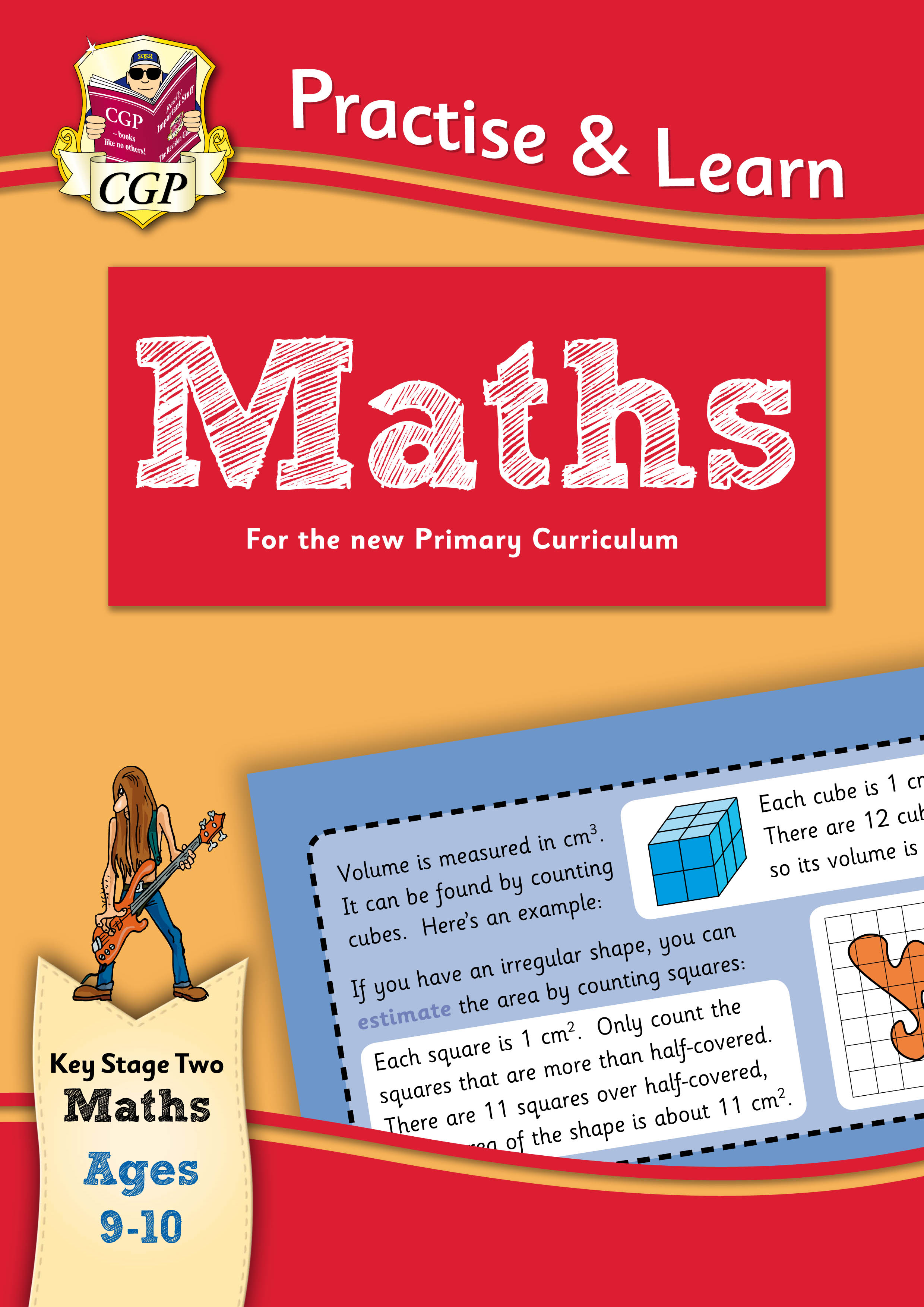 MP5Q22DK - New Curriculum Practise & Learn: Maths for Ages 9-10