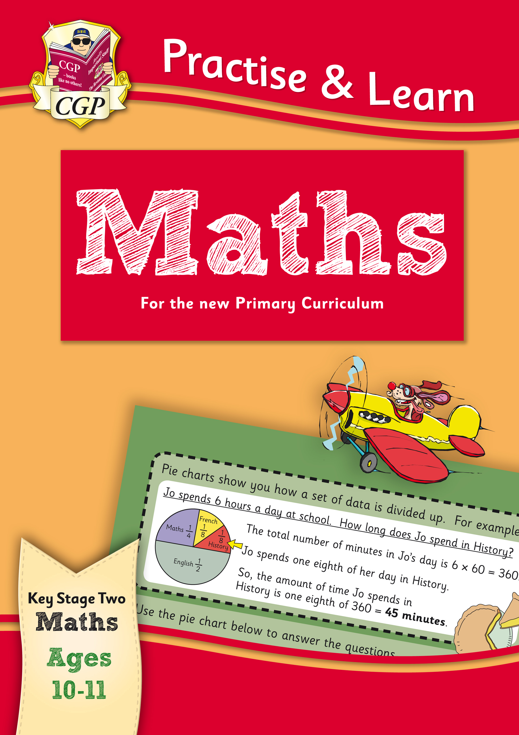 MP6Q22 - New Practise & Learn: Maths for Ages 10-11