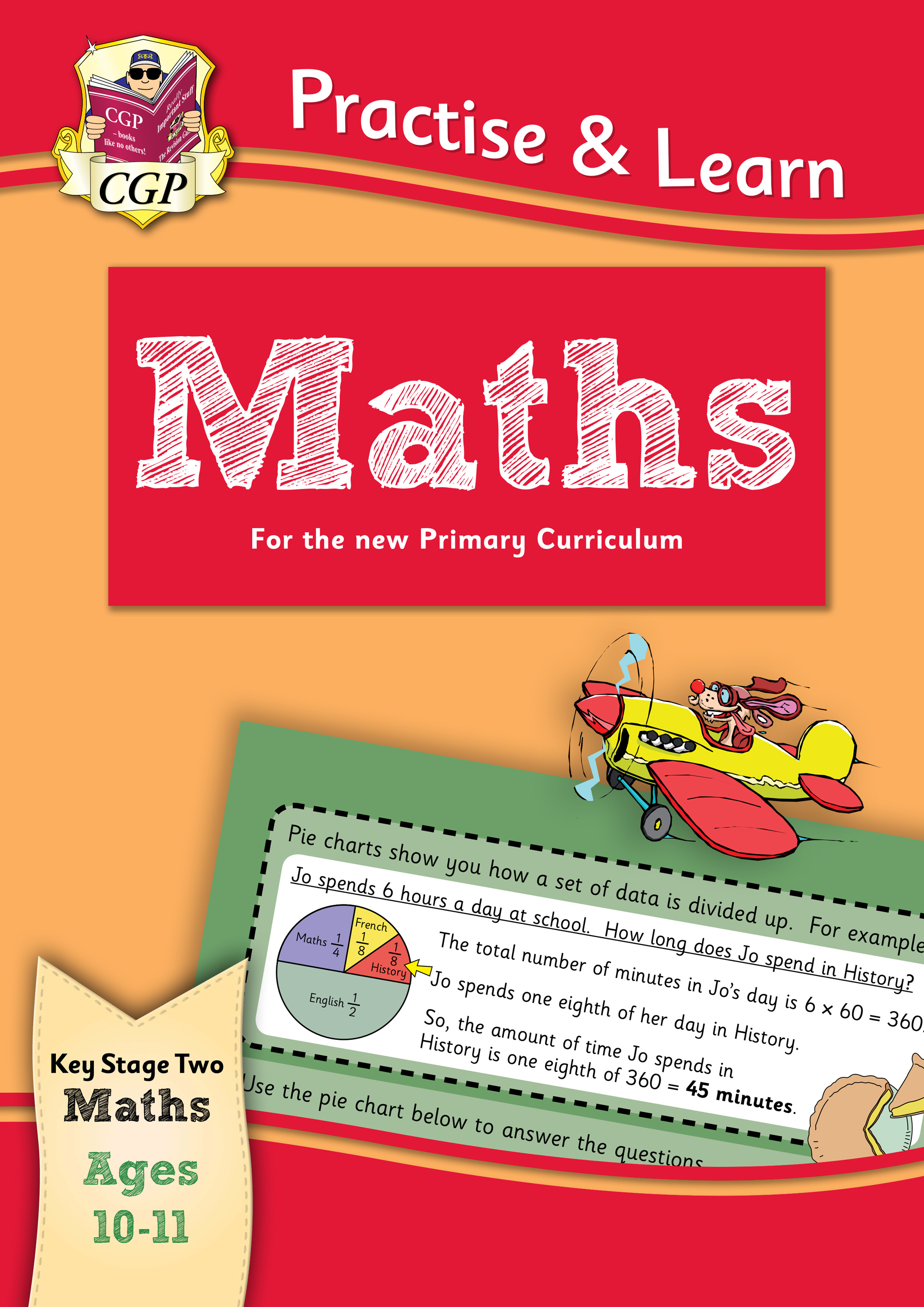 MP6Q22DK - New Curriculum Practise & Learn: Maths for Ages 10-11