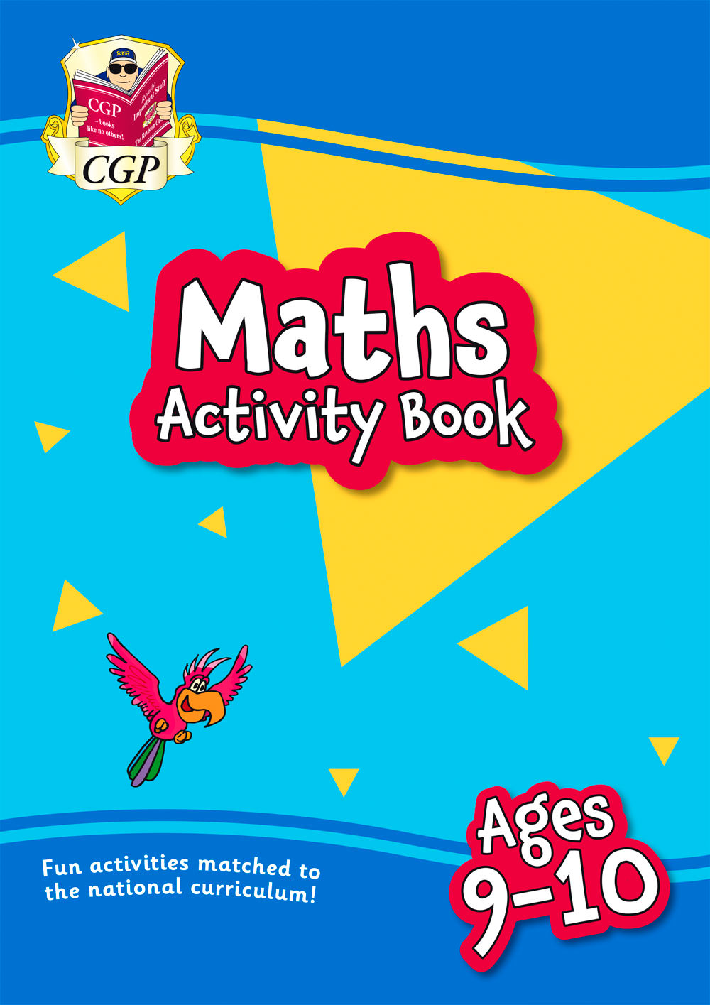 MPF5Q21 - New Maths Activity Book for Ages 9-10