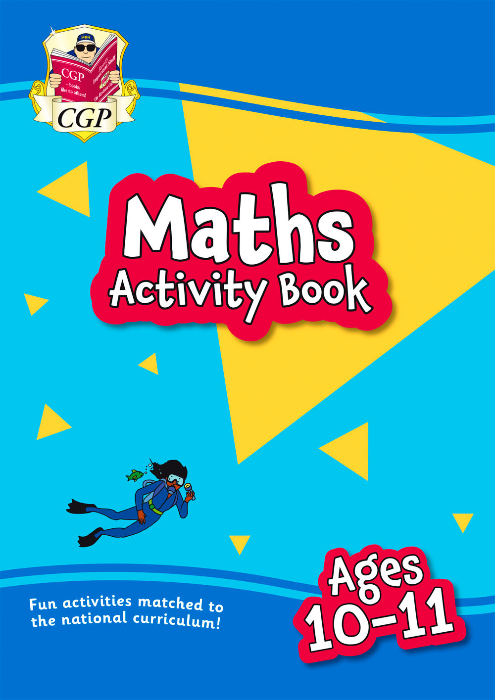 MPF6Q21 - New Maths Activity Book for Ages 10-11