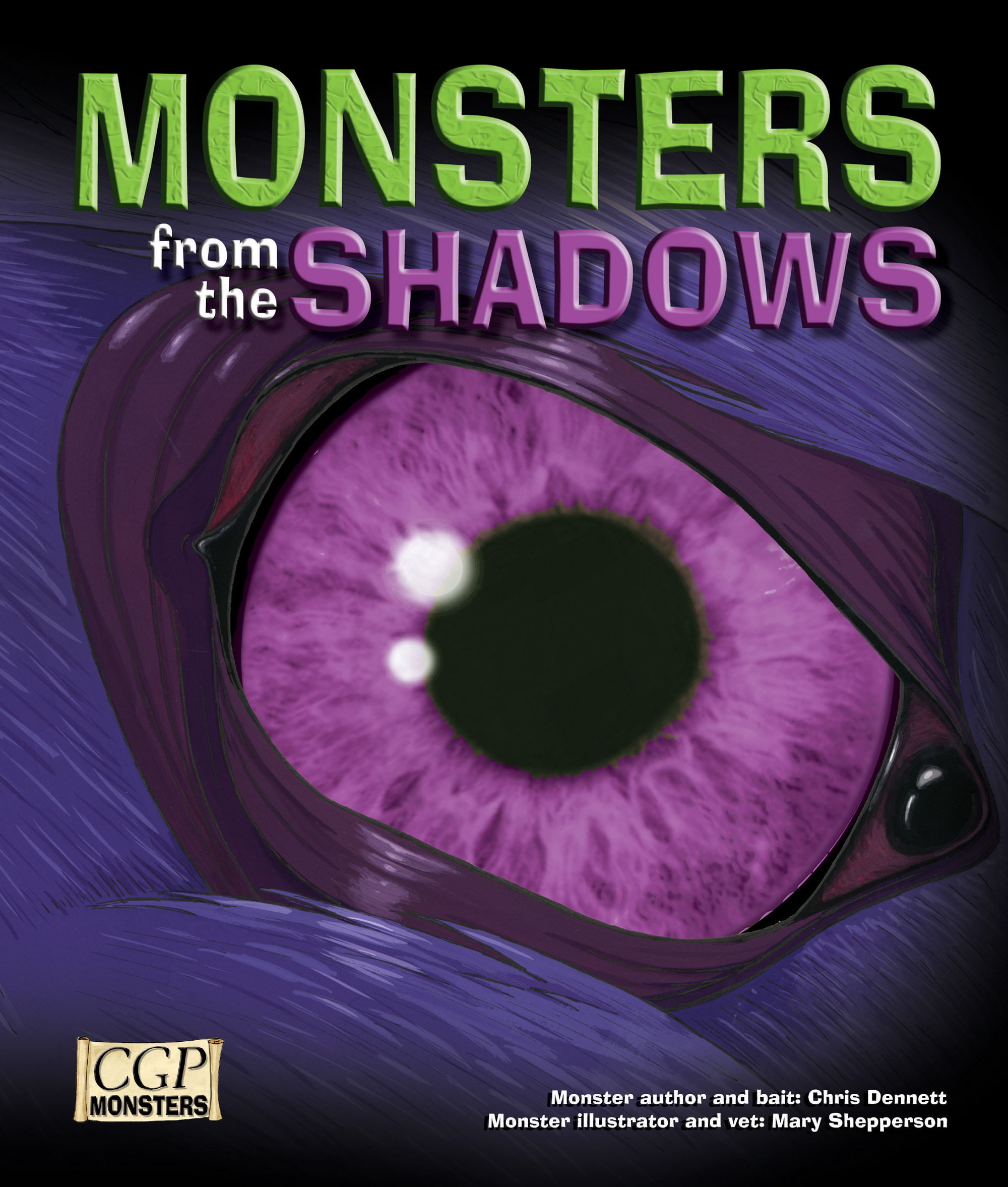 RSHM21 - KS2 Monsters from the Shadows Reading Book