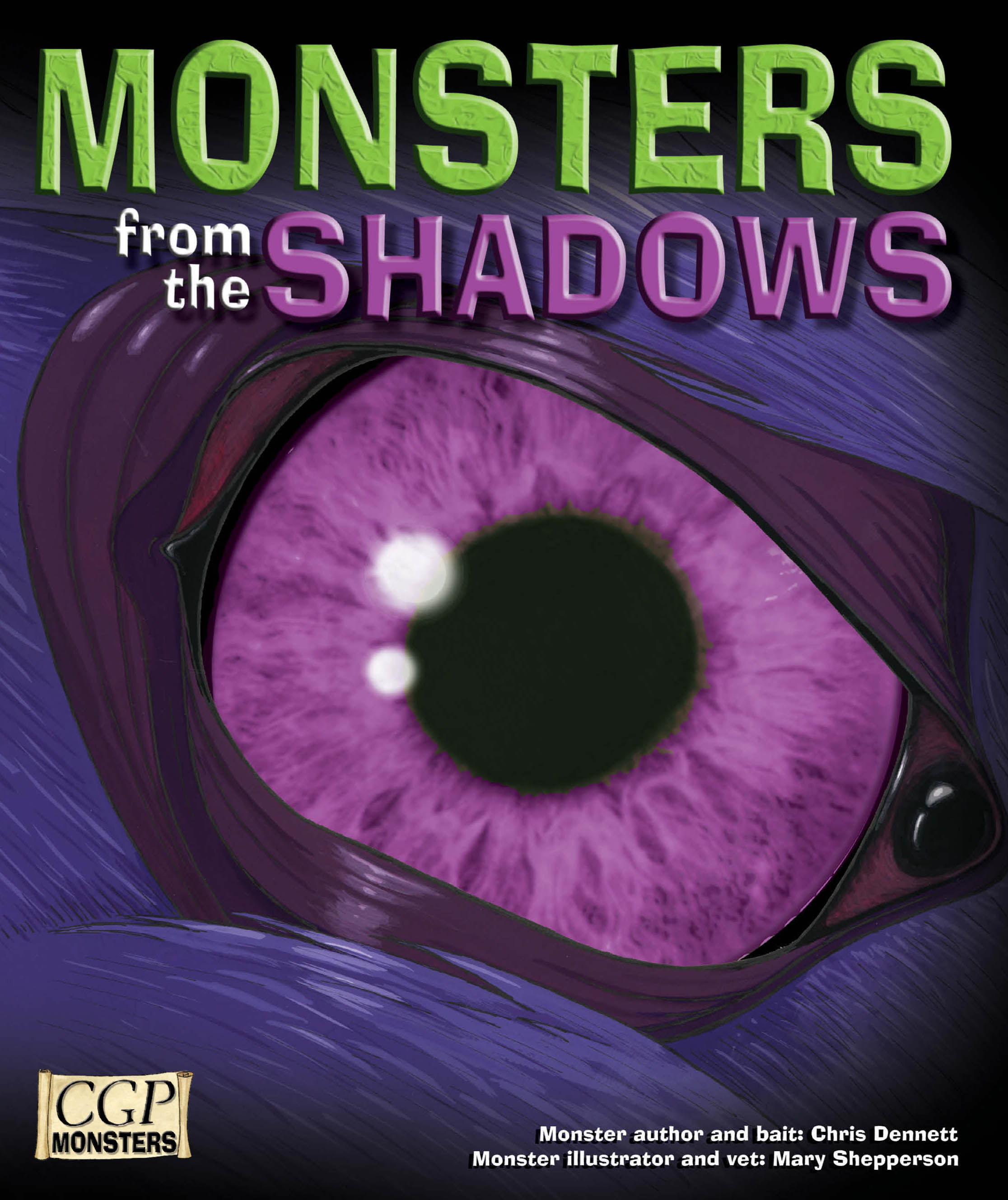RSHM21DK - KS2 Monsters from the Shadows Reading Book