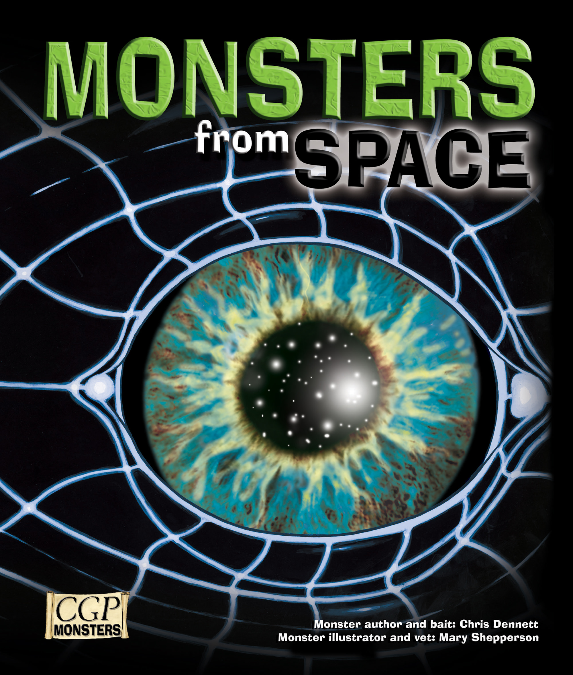 RSPM21 - KS2 Monsters from Space Reading Book