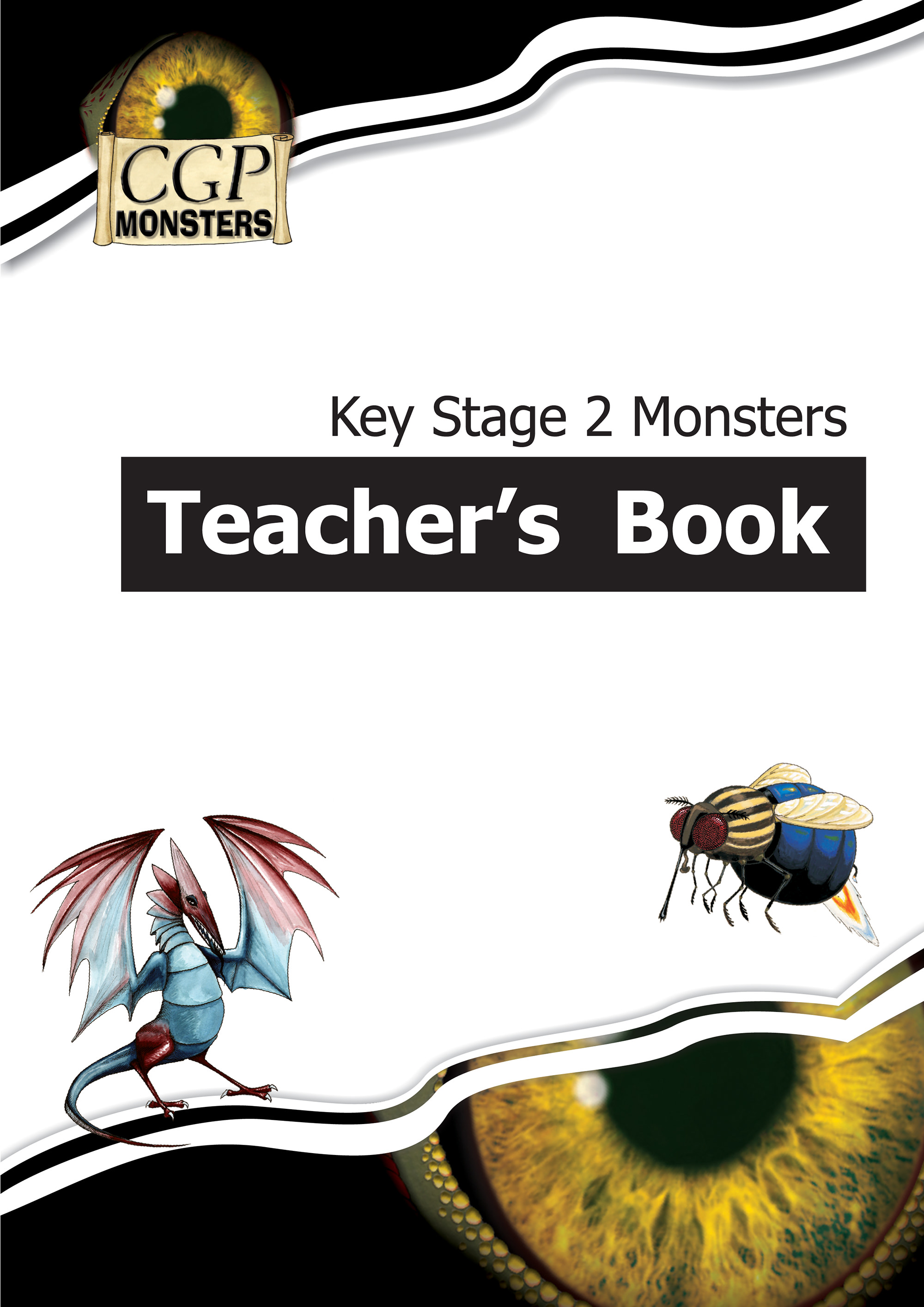 RTBM21 - KS2 Monsters Teachers Book