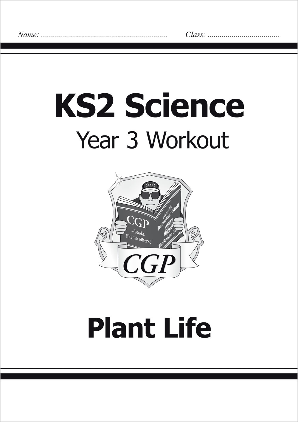 S3A22 - KS2 Science Year Three Workout: Plant Life