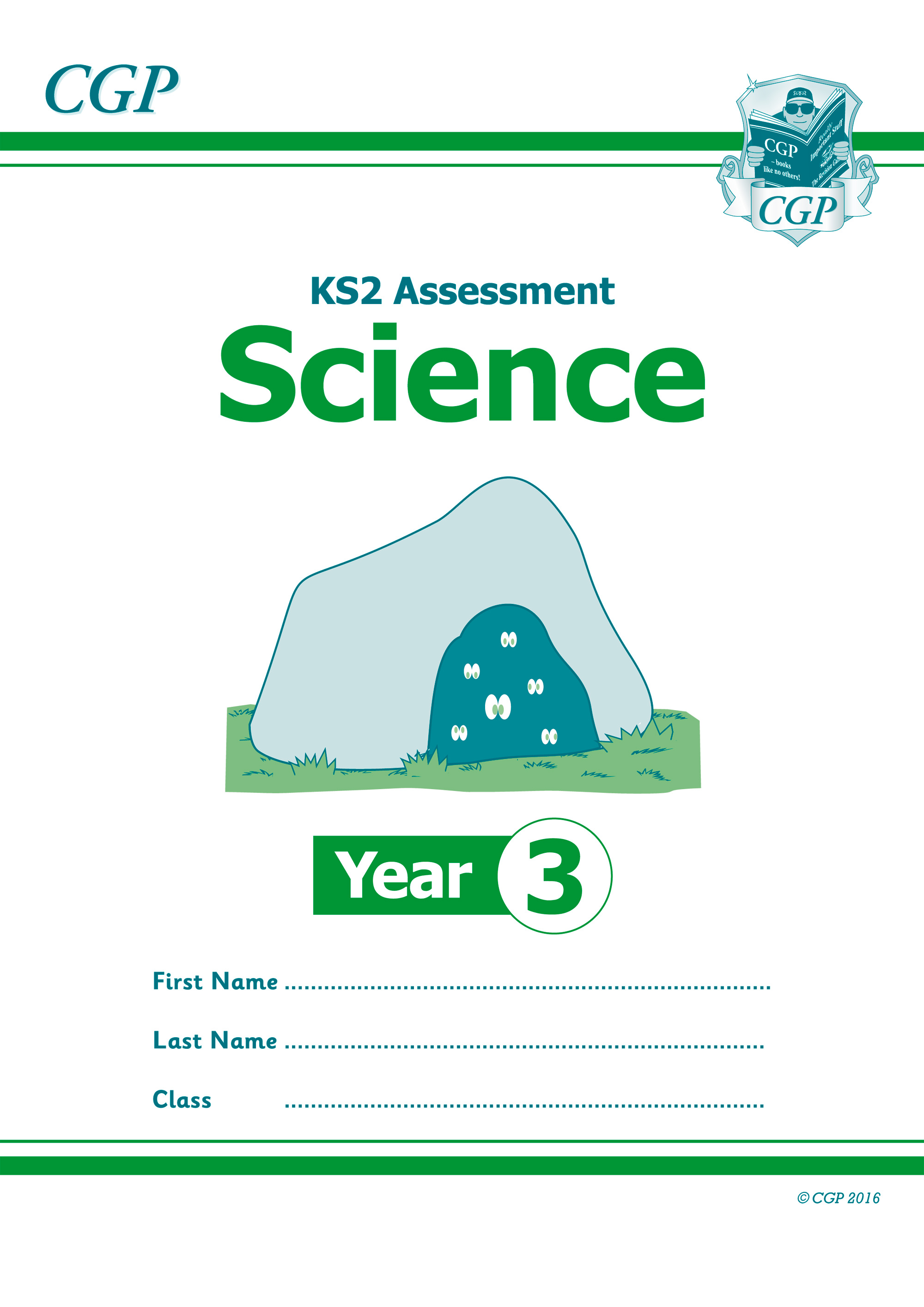 S3P21 - KS2 Assessment: Science - Year 3 Test