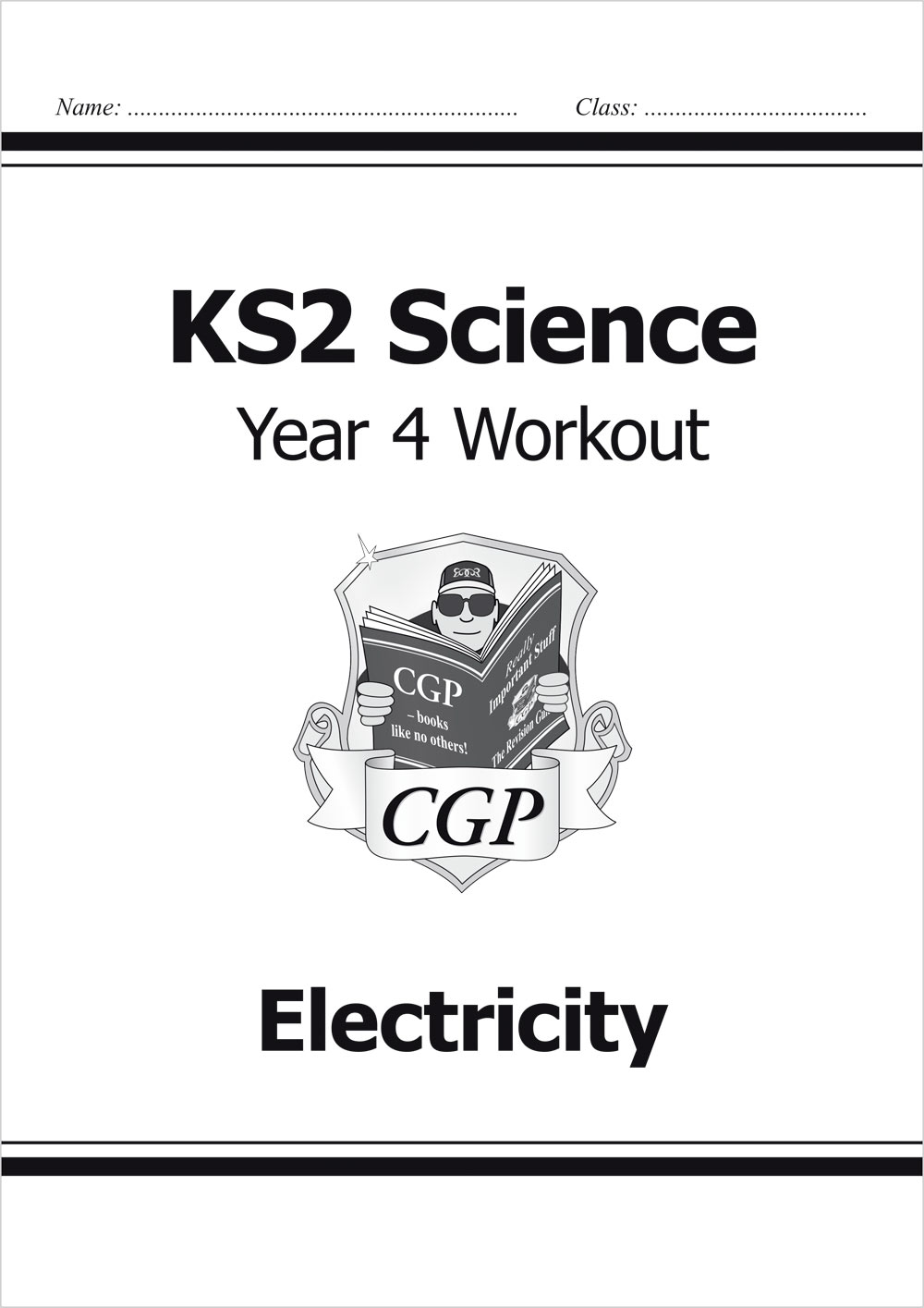 S4E22 - KS2 Science Year Four Workout: Electricity