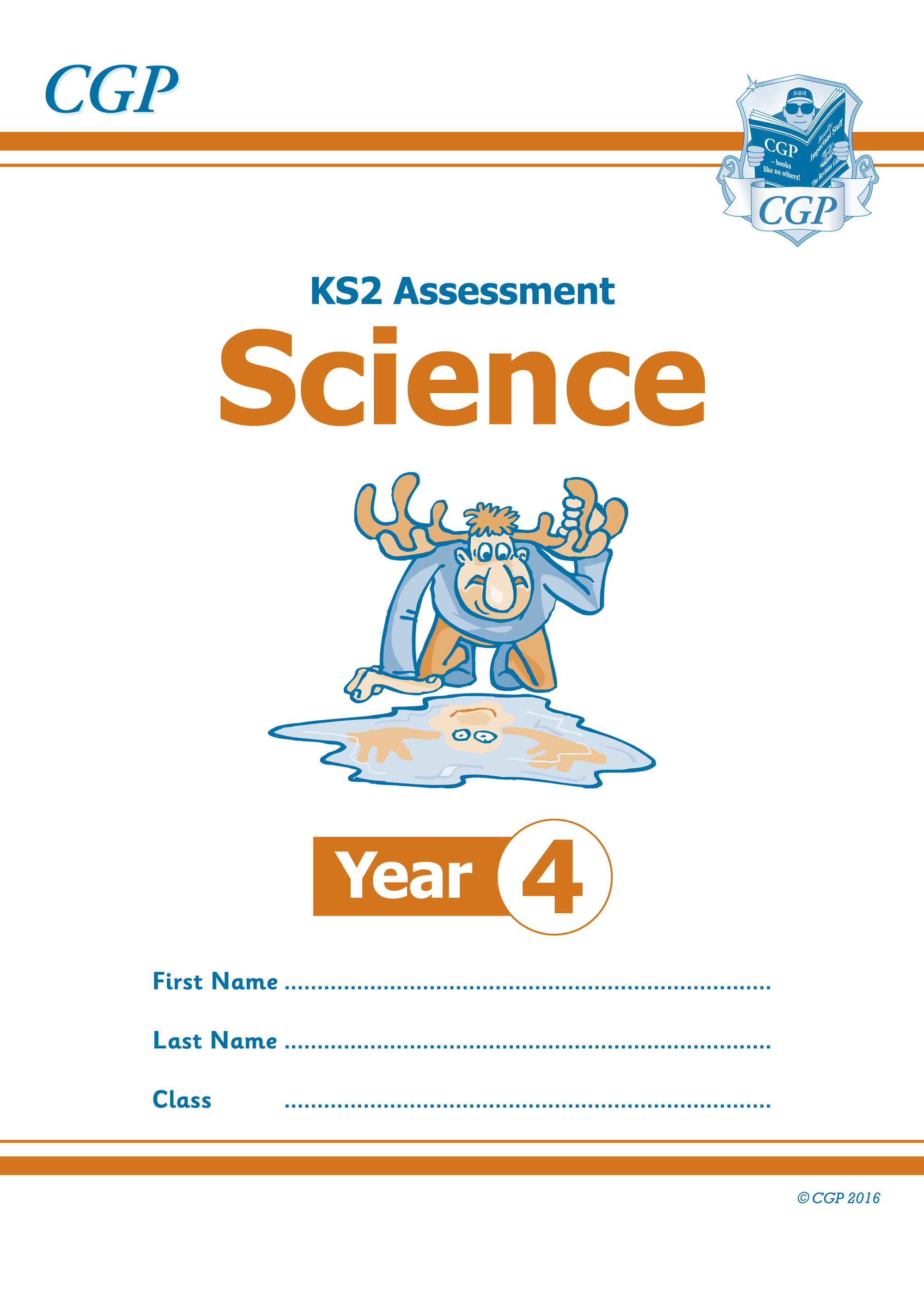 S4P21 - KS2 Assessment: Science - Year 4 Test