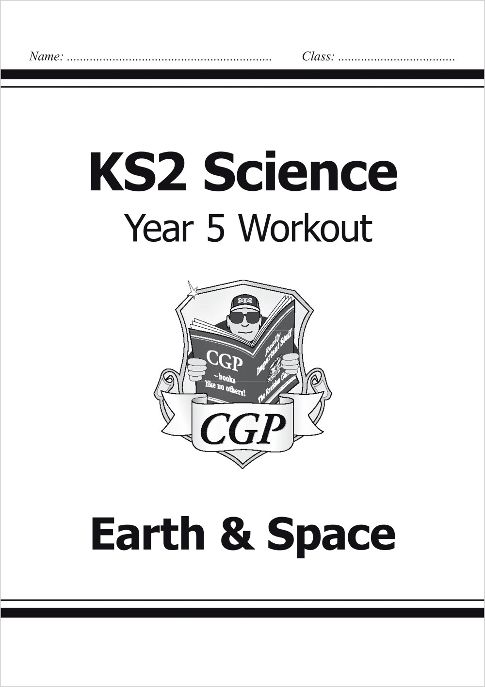 S5C22 - KS2 Science Year Five Workout: Earth & Space