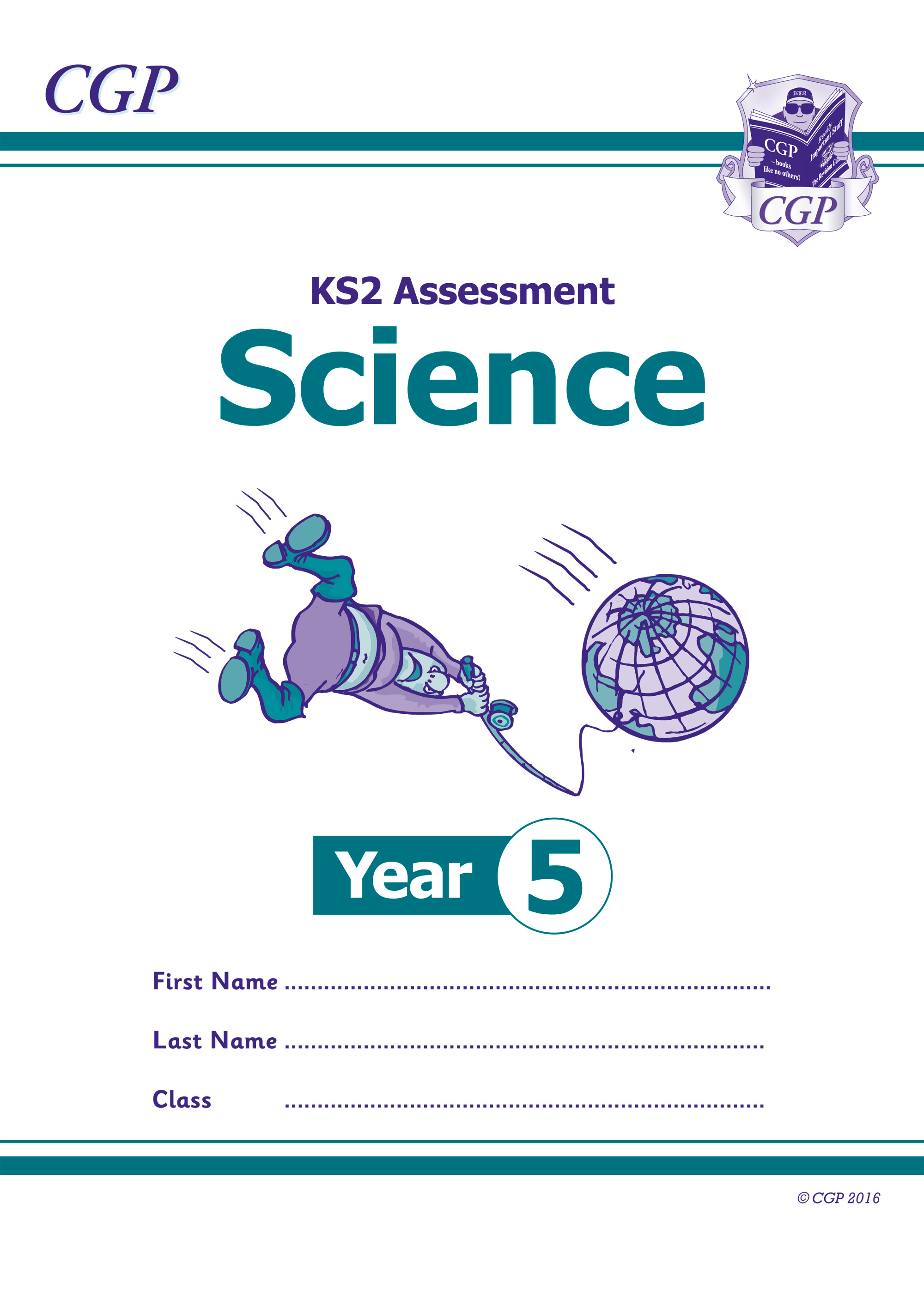 S5P21 - KS2 Assessment: Science - Year 5 Test