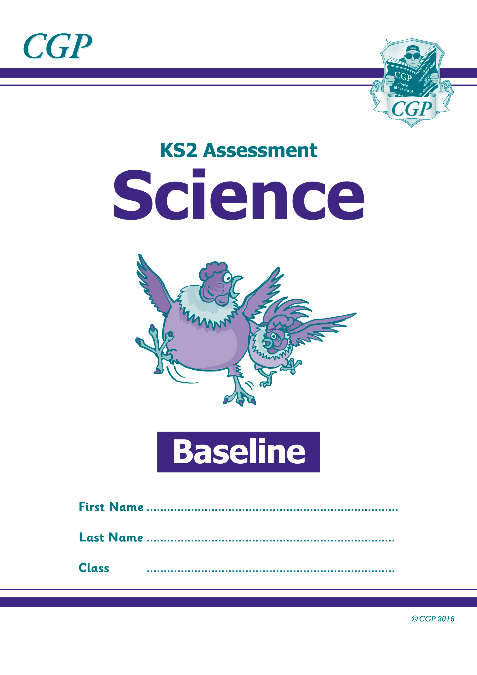 SBP21 - New KS2 Assessment: Science - Baseline Test