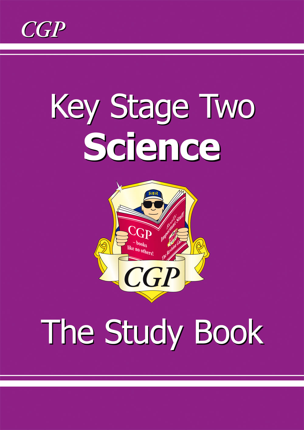 SHR23 - KS2 Science Study Book