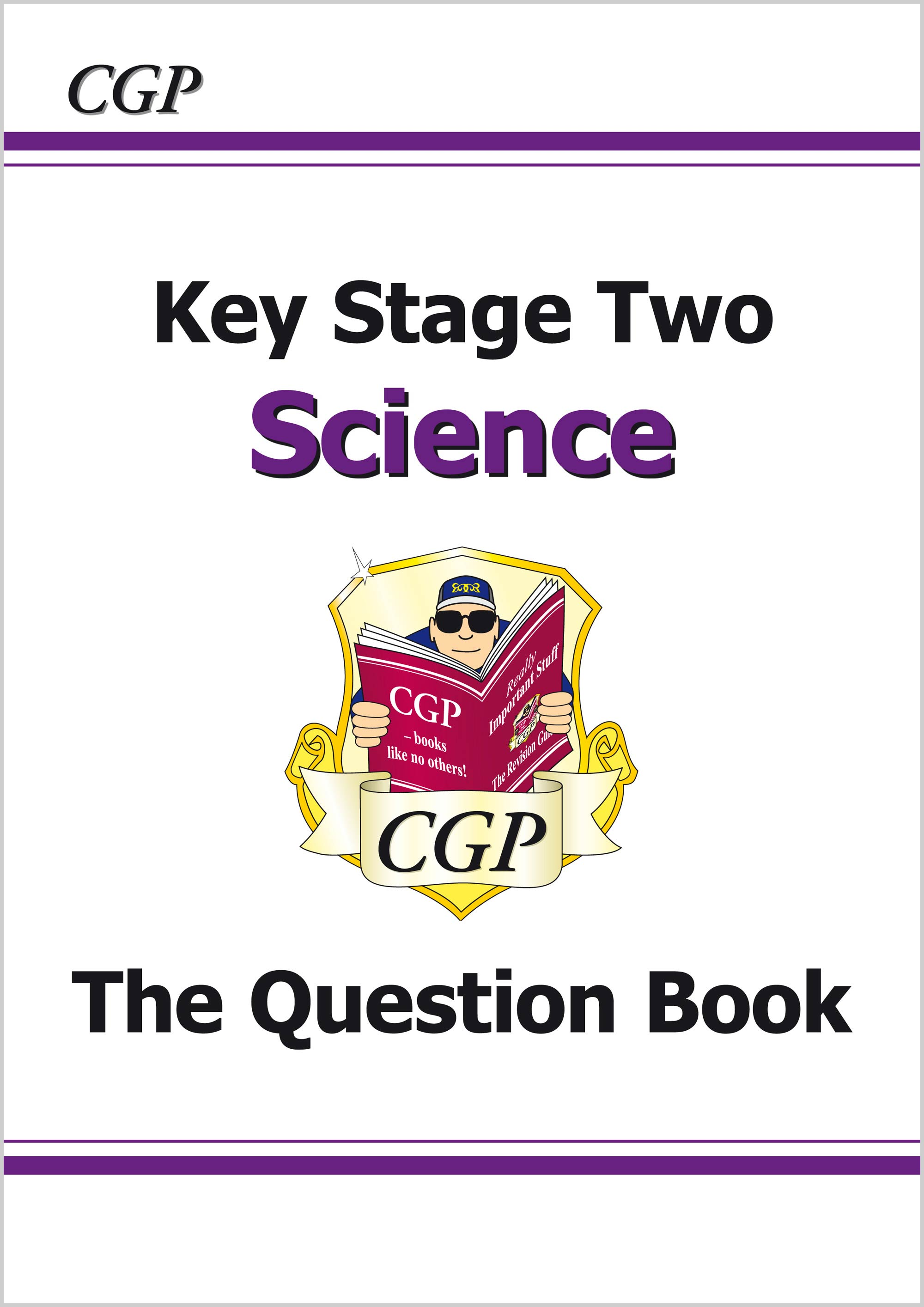 SHW23 - KS2 Science Question Book