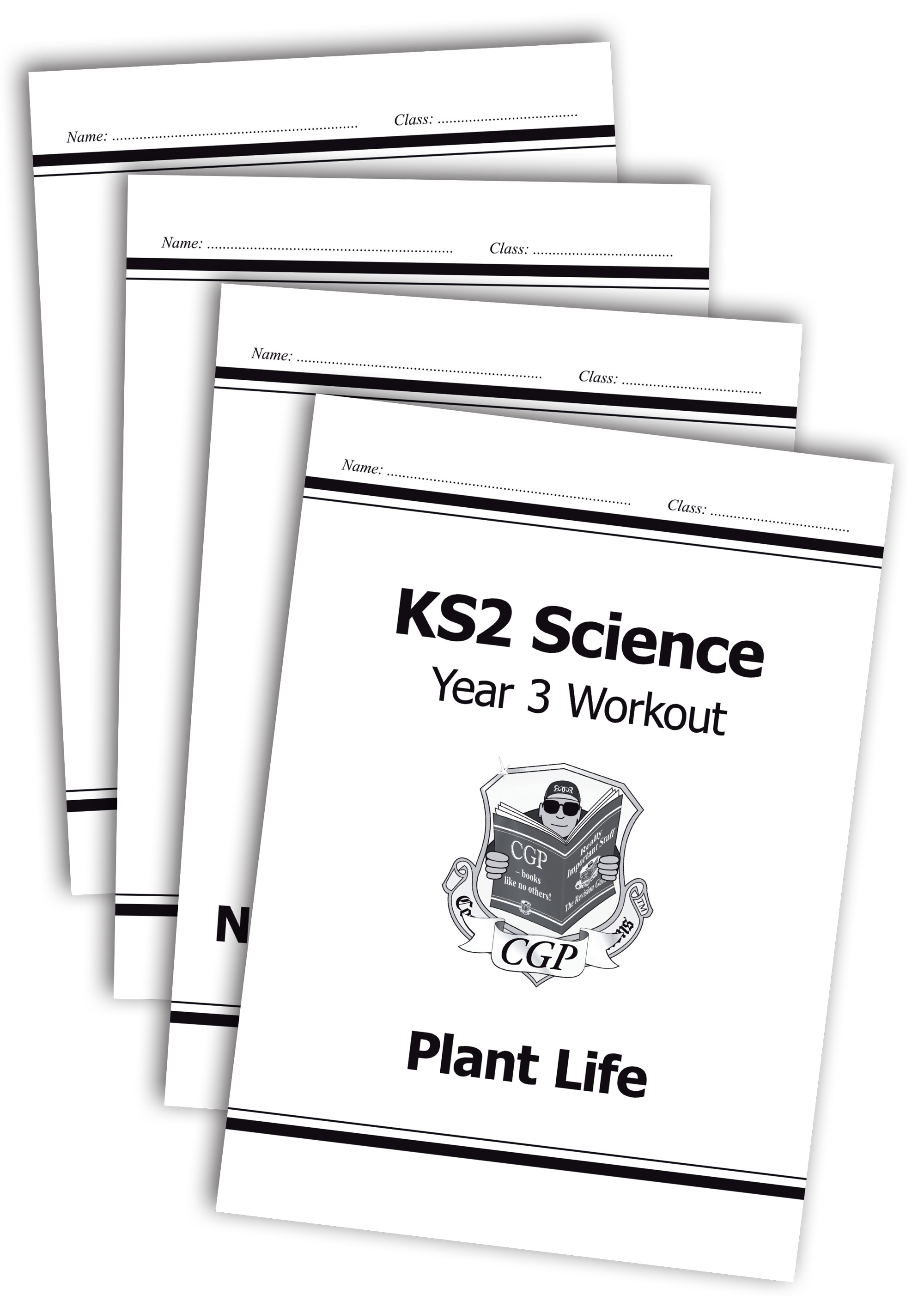 SWB322 - KS2 Science Year 3 Workout Bundle
