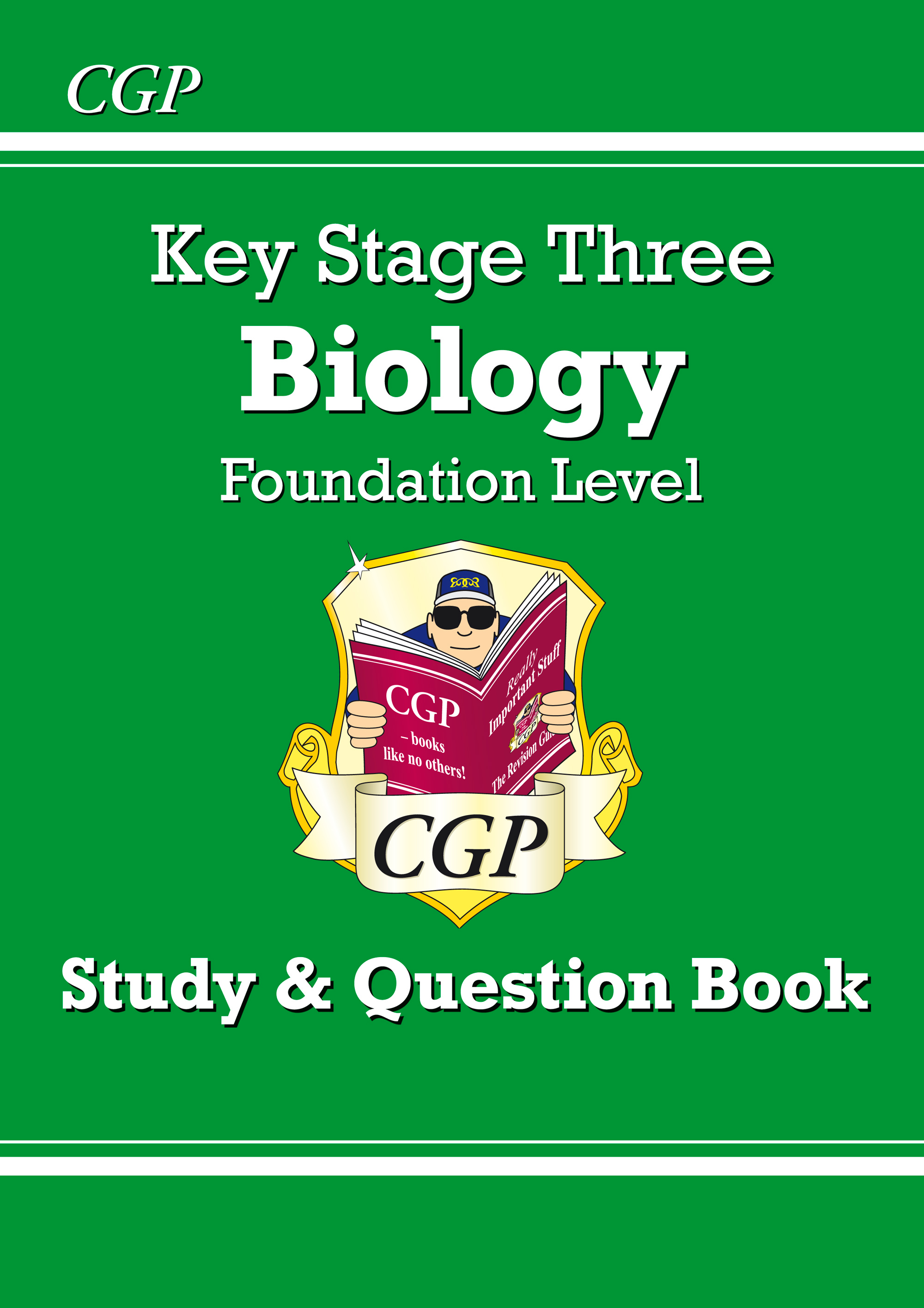 BFQ32 - KS3 Biology Study & Question Book - Foundation