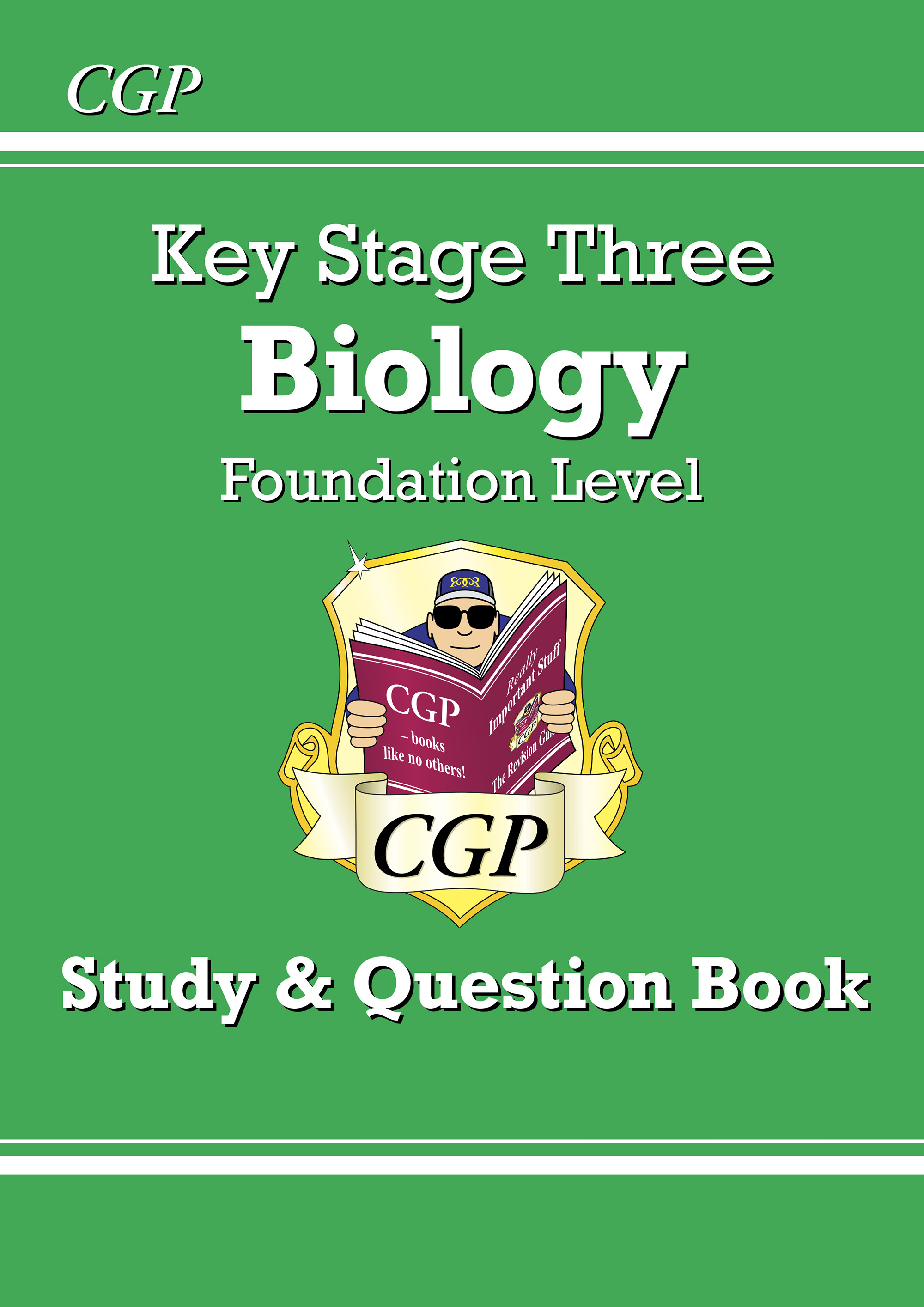 BFQ32D - KS3 Biology Study & Question Book - Foundation Online Edition