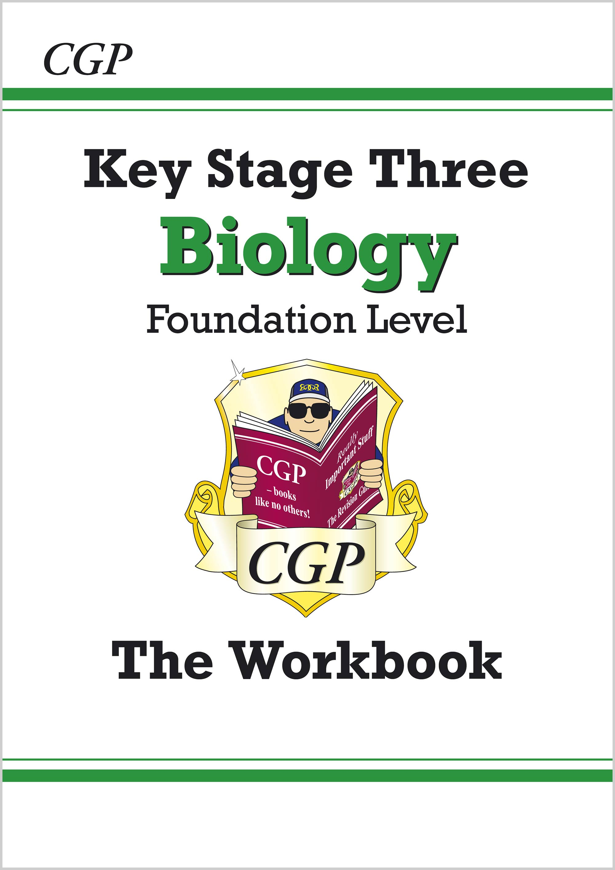 BFW32 - KS3 Biology Workbook - Foundation
