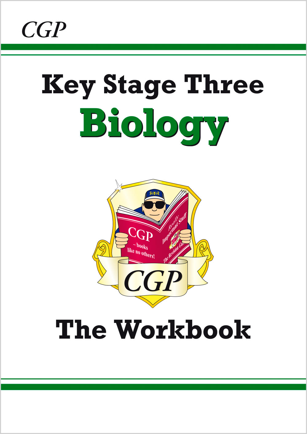 BHW32 - KS3 Biology Workbook - Higher