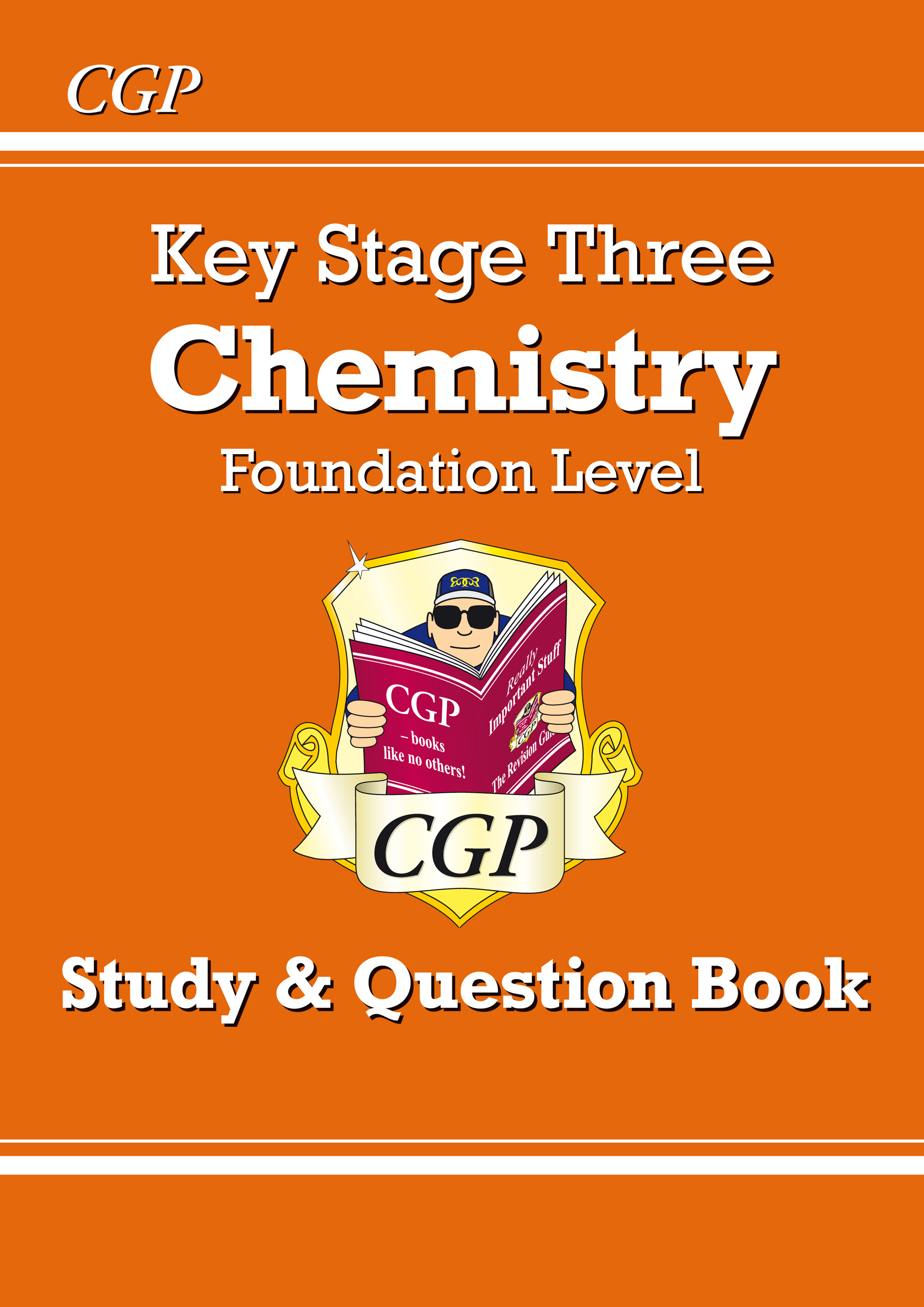 CFQ32 - KS3 Chemistry Study & Question Book - Foundation