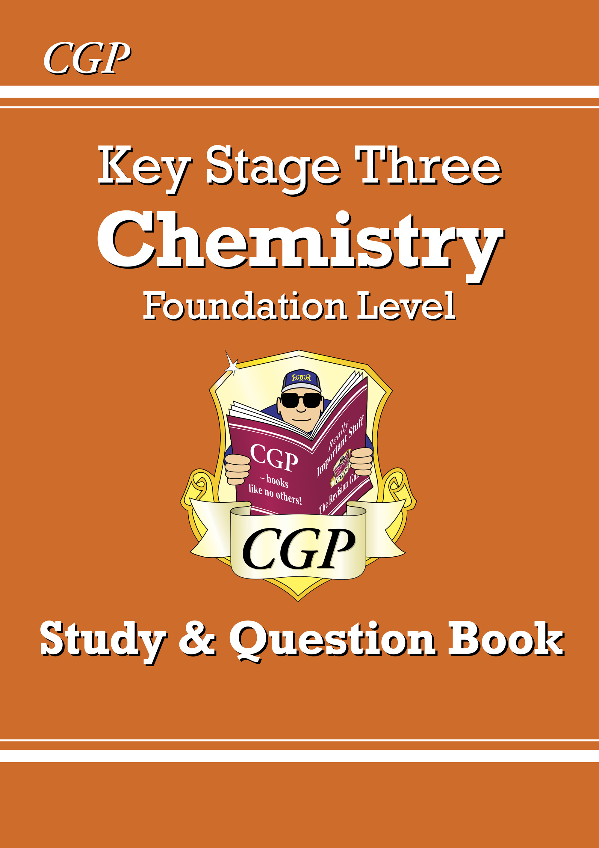 CFQ32DK - KS3 Chemistry Study & Question Book - Foundation