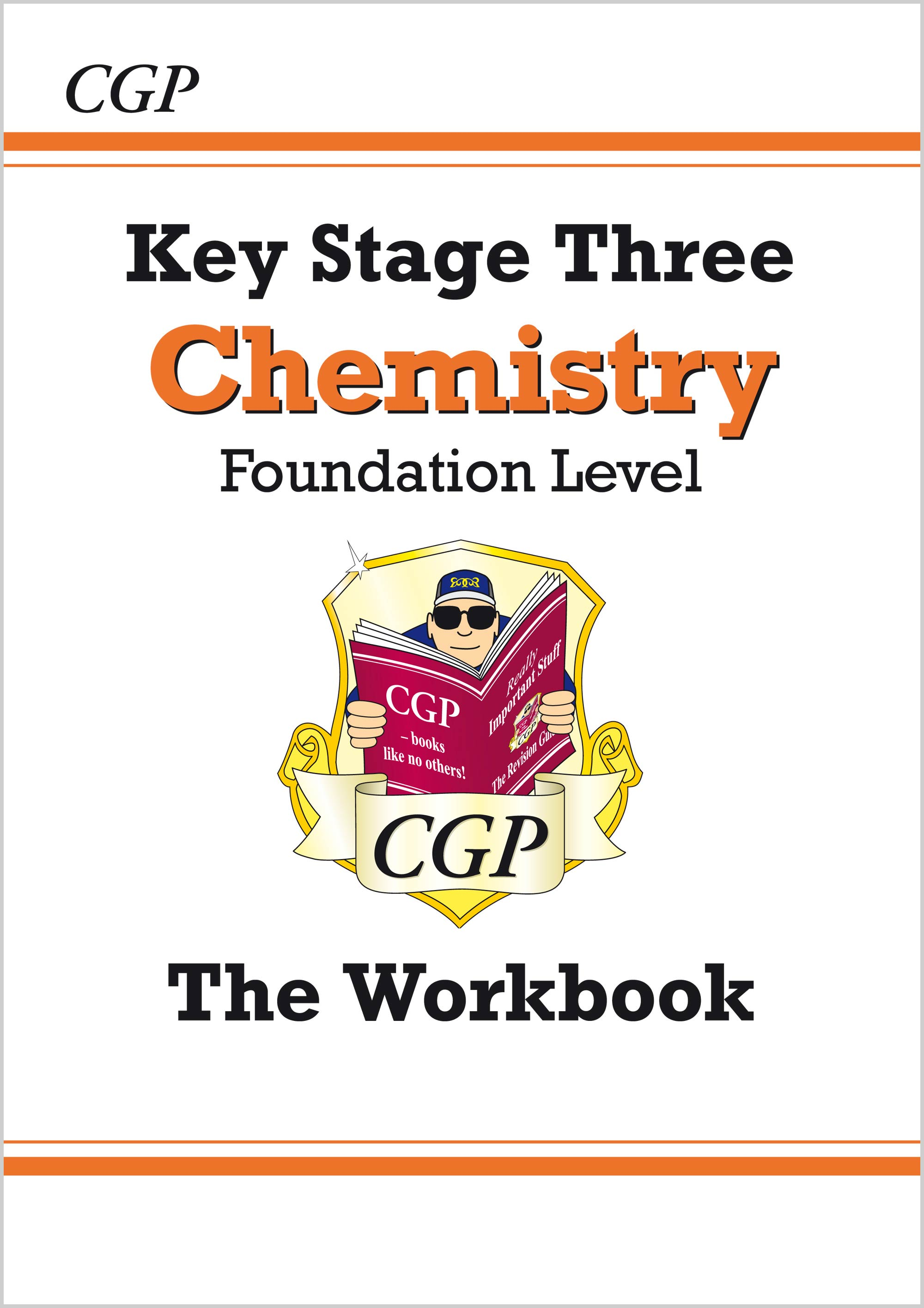 CFW32 - KS3 Chemistry Workbook - Foundation