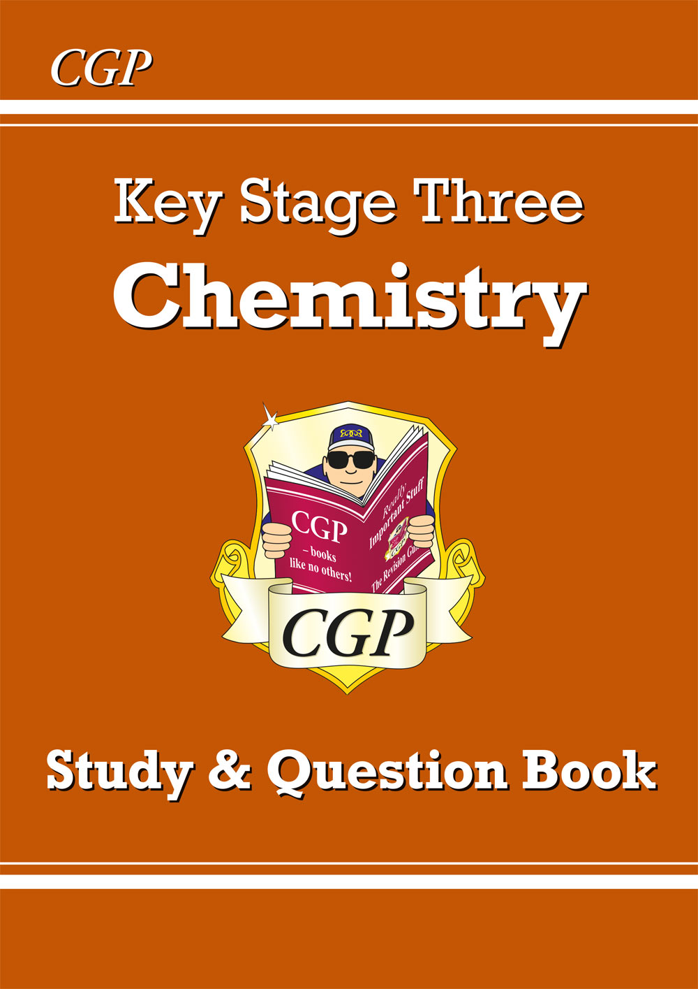CHQ32 - KS3 Chemistry Study & Question Book - Higher