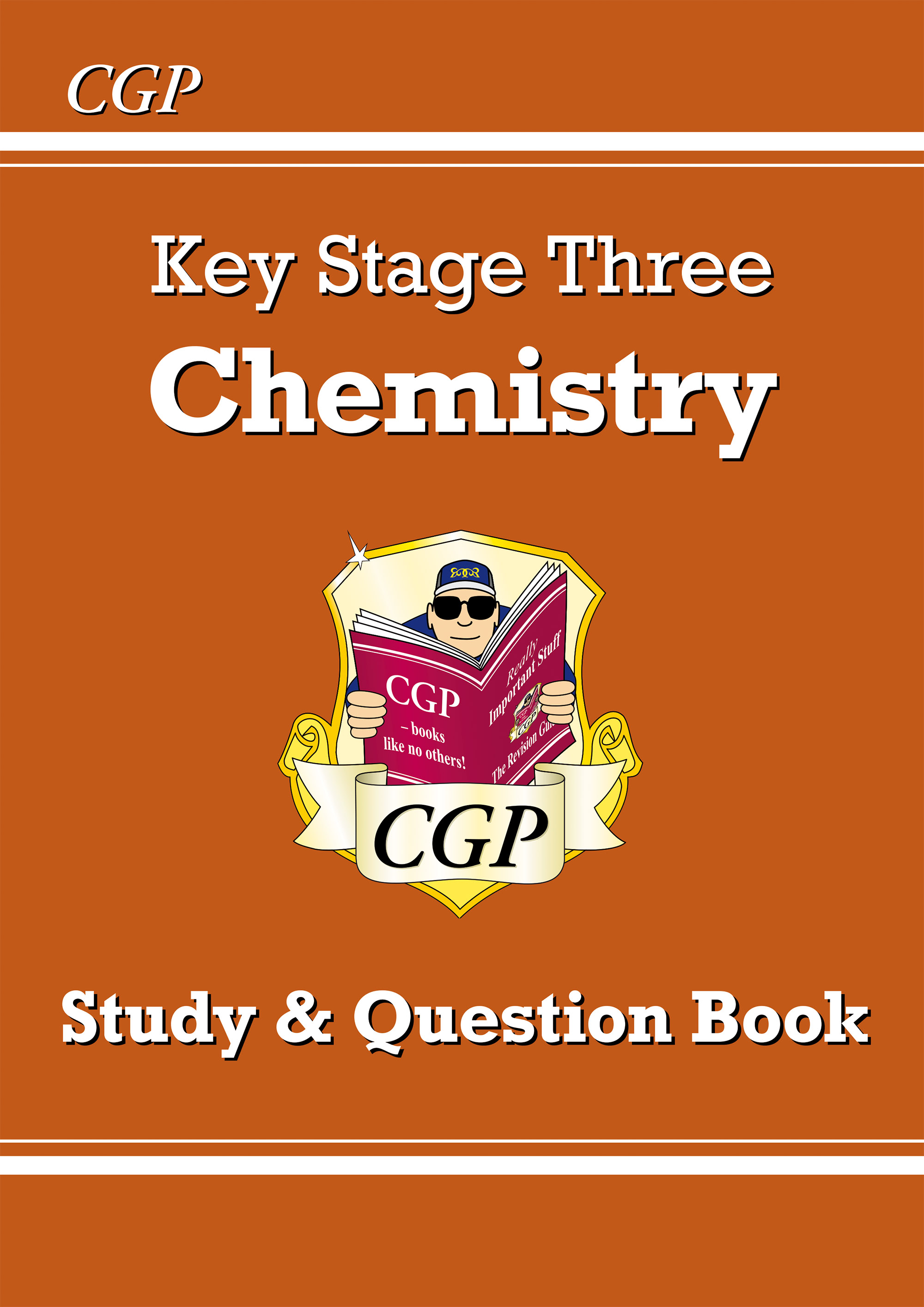 CHQ32DK - KS3 Chemistry Study & Question Book - Higher