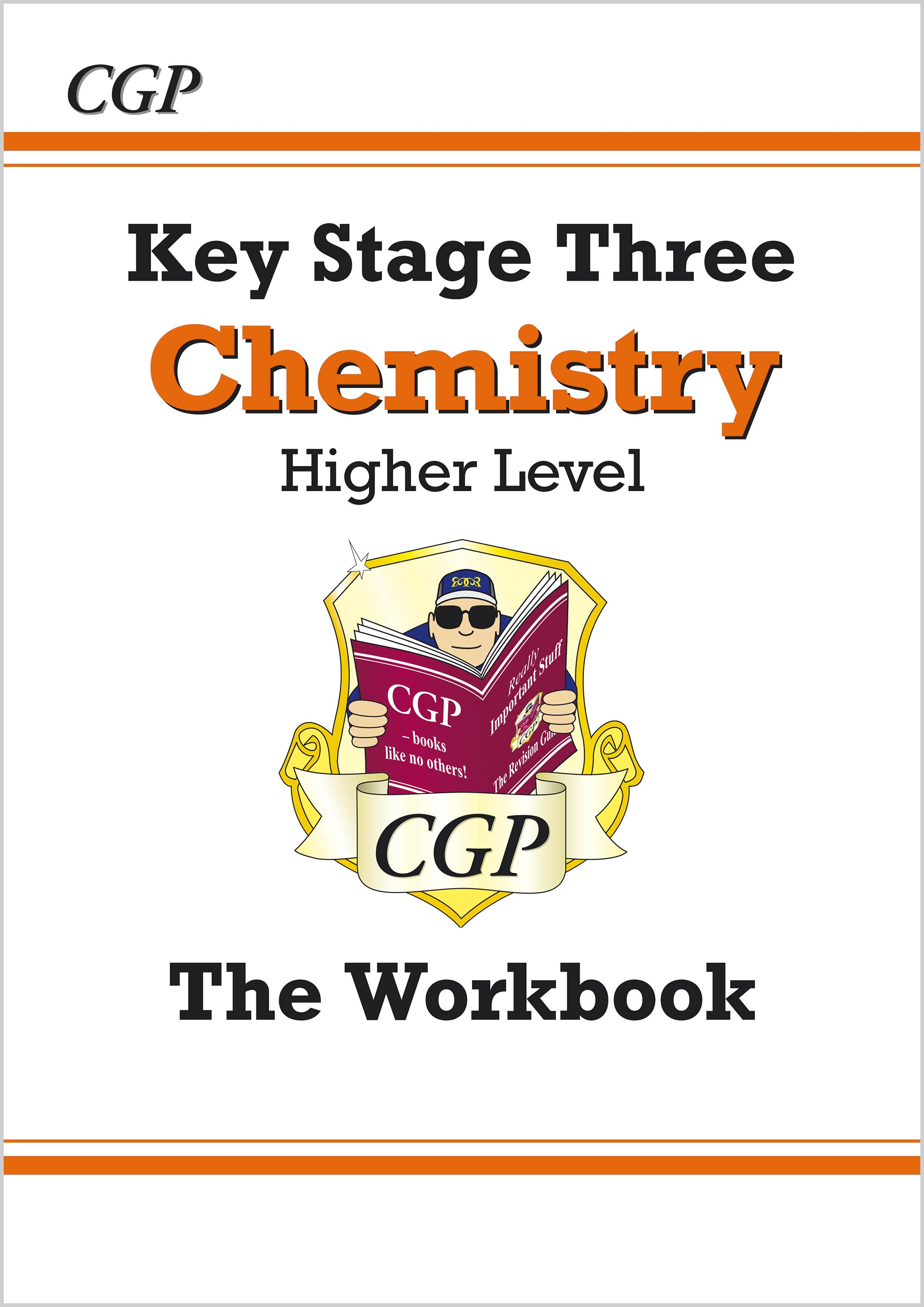 CHW32 - KS3 Chemistry Workbook - Higher