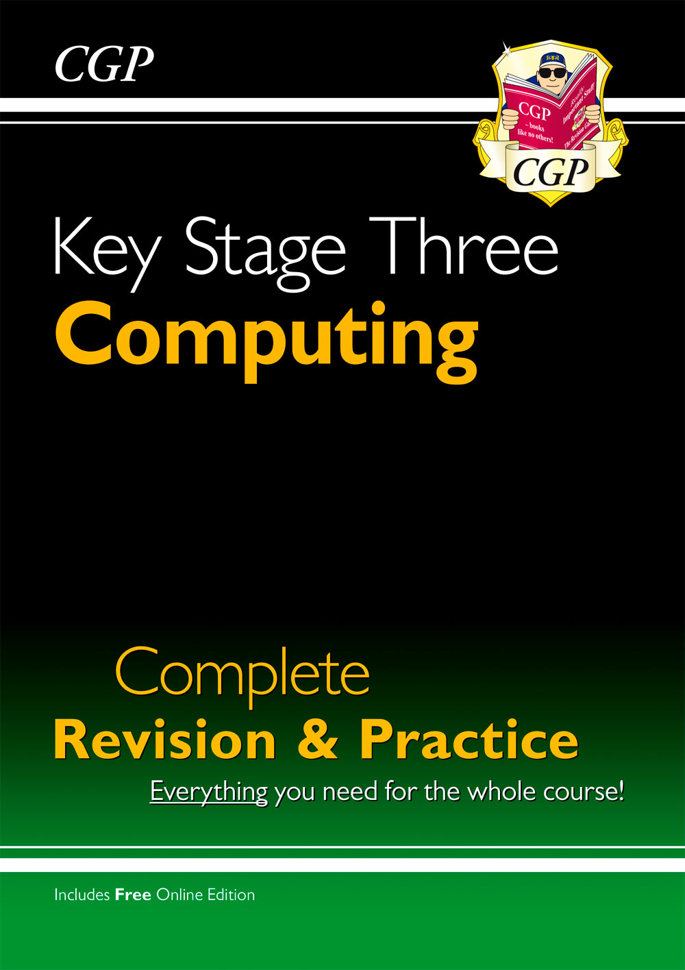 COS31 - New KS3 Computing Complete Revision & Practice
