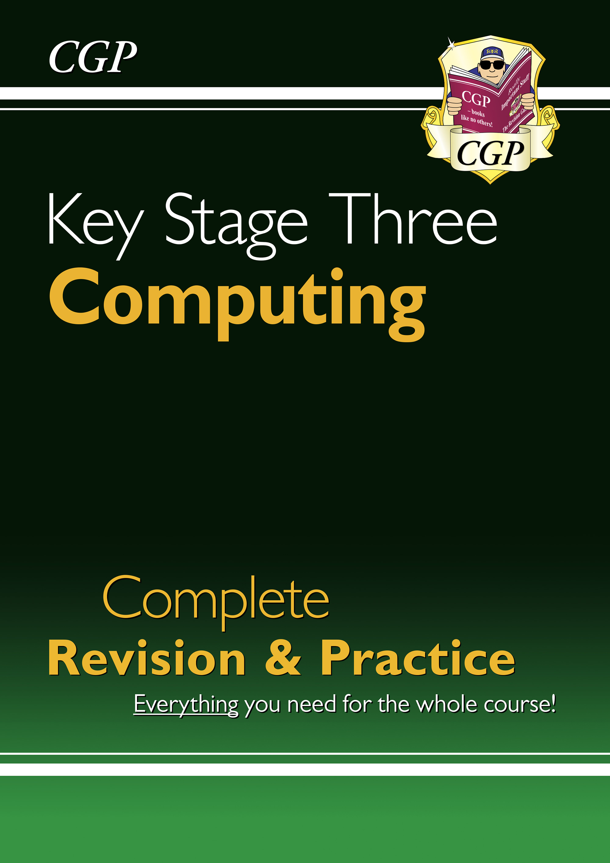 COS31D - New KS3 Computing Complete Revision & Practice Online Edition