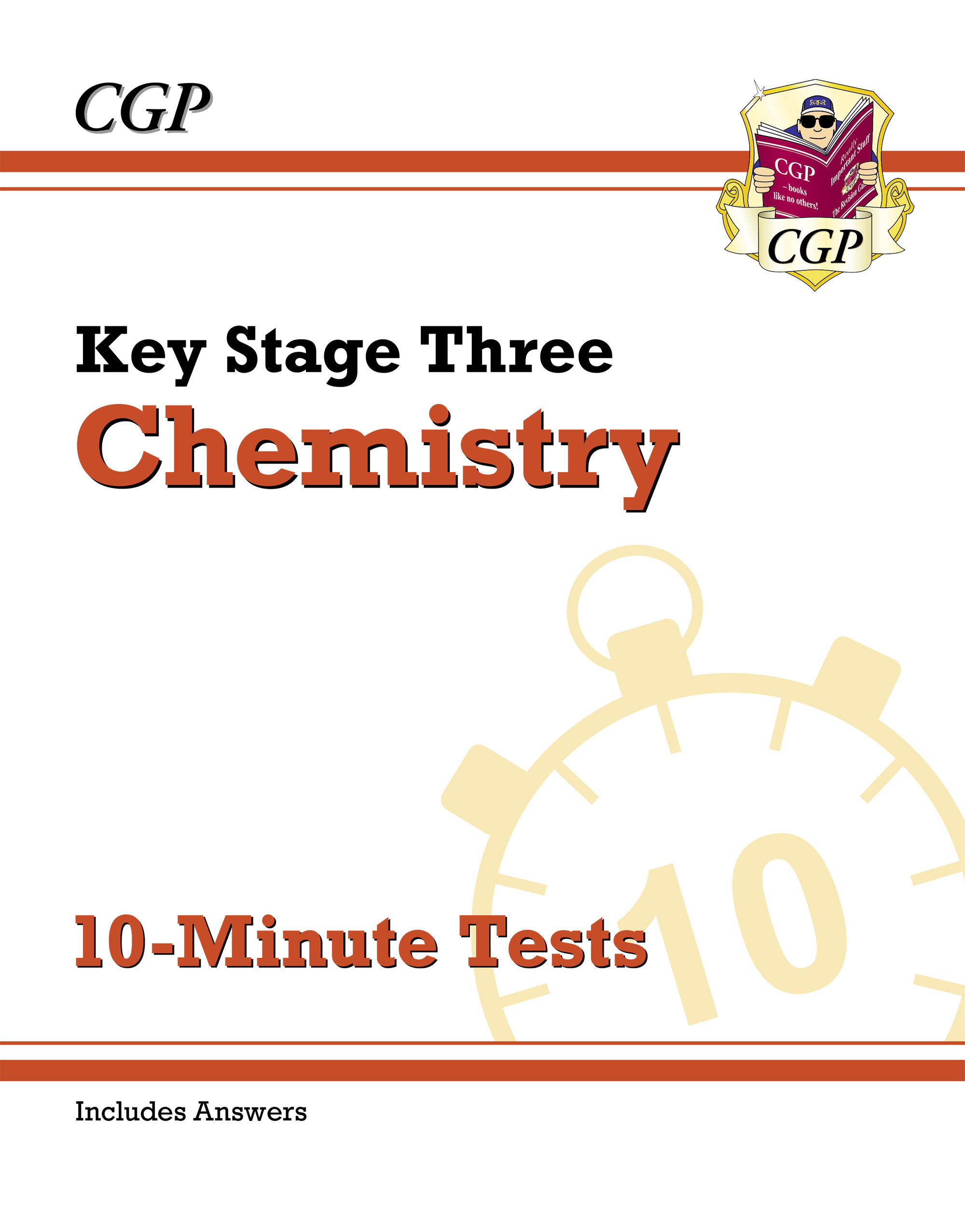 CXP31D - New KS3 Chemistry 10-Minute Tests (with answers) Online Edition