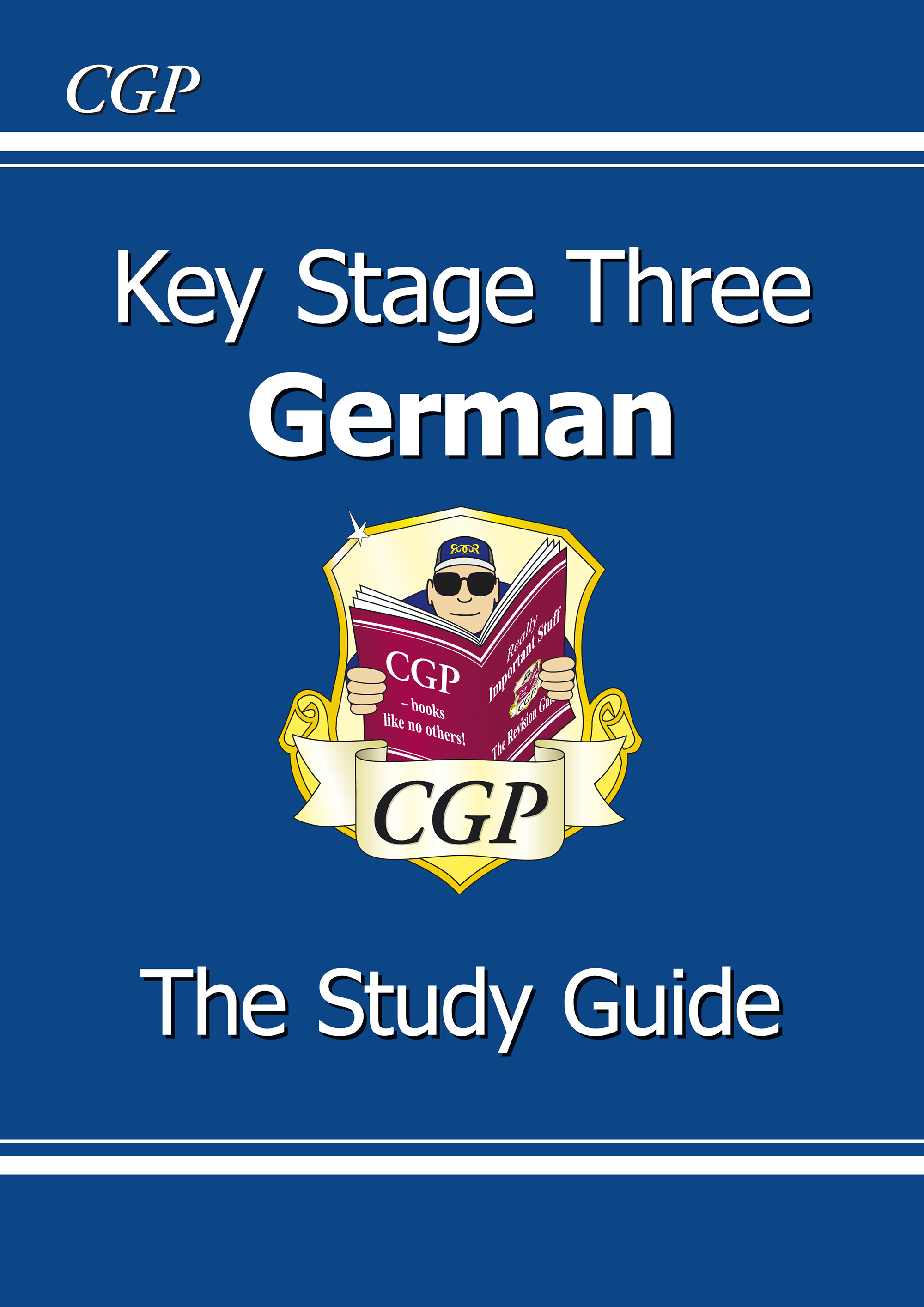 DHR32 - KS3 German Study Guide