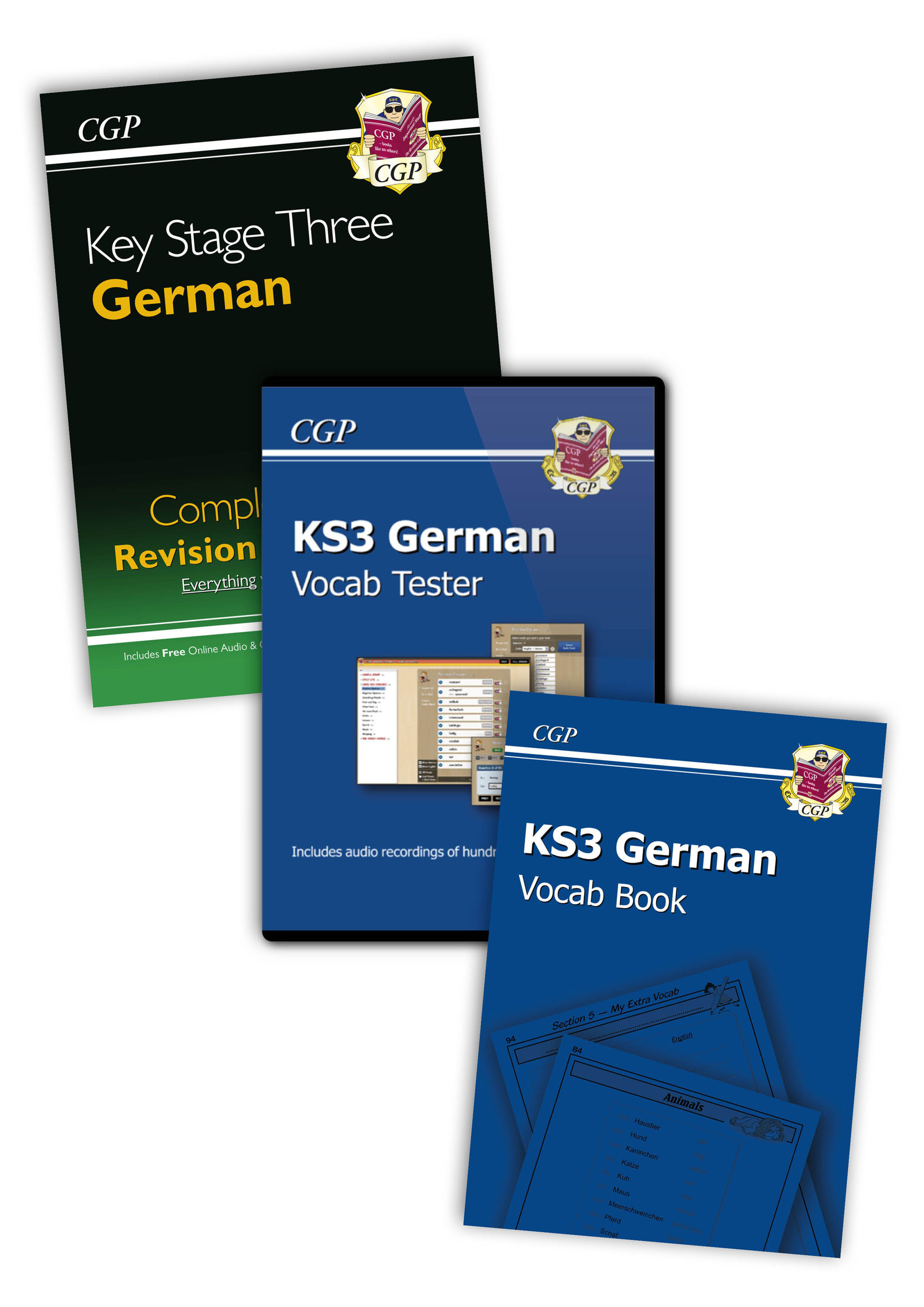 DHSB32 - New KS3 German Bundle