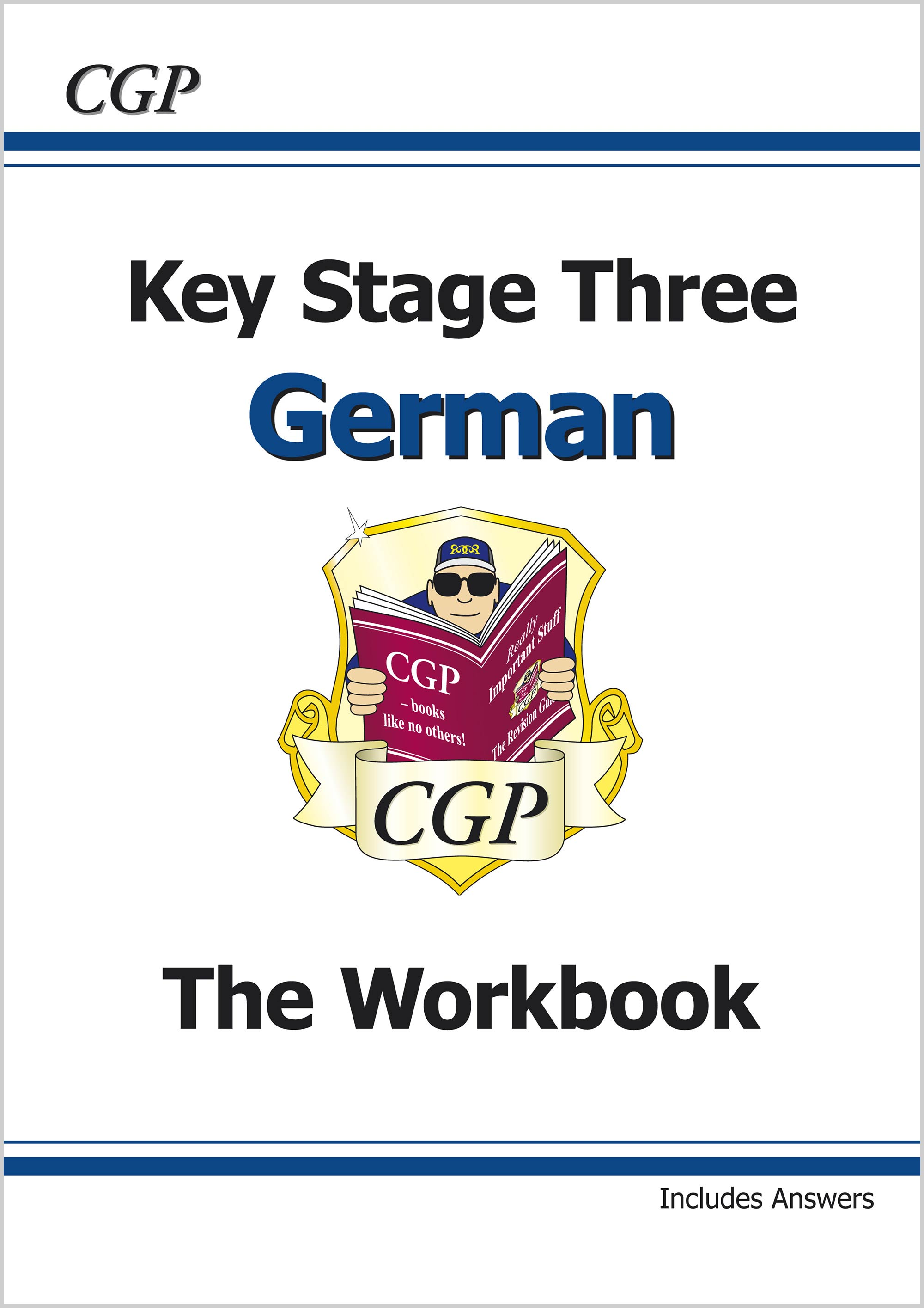 DHW33 - KS3 German Workbook with Answers