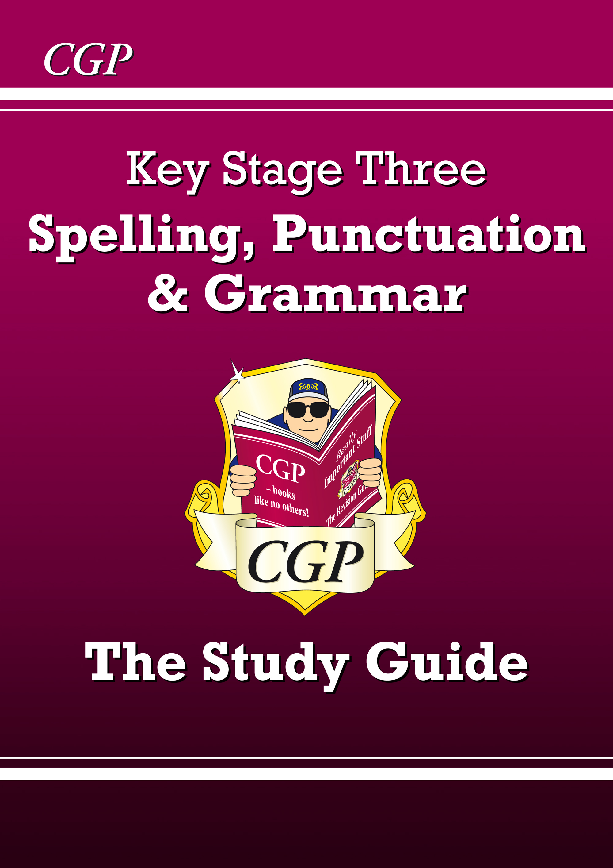 EGR31 - Spelling, Punctuation and Grammar for KS3 - Study Guide