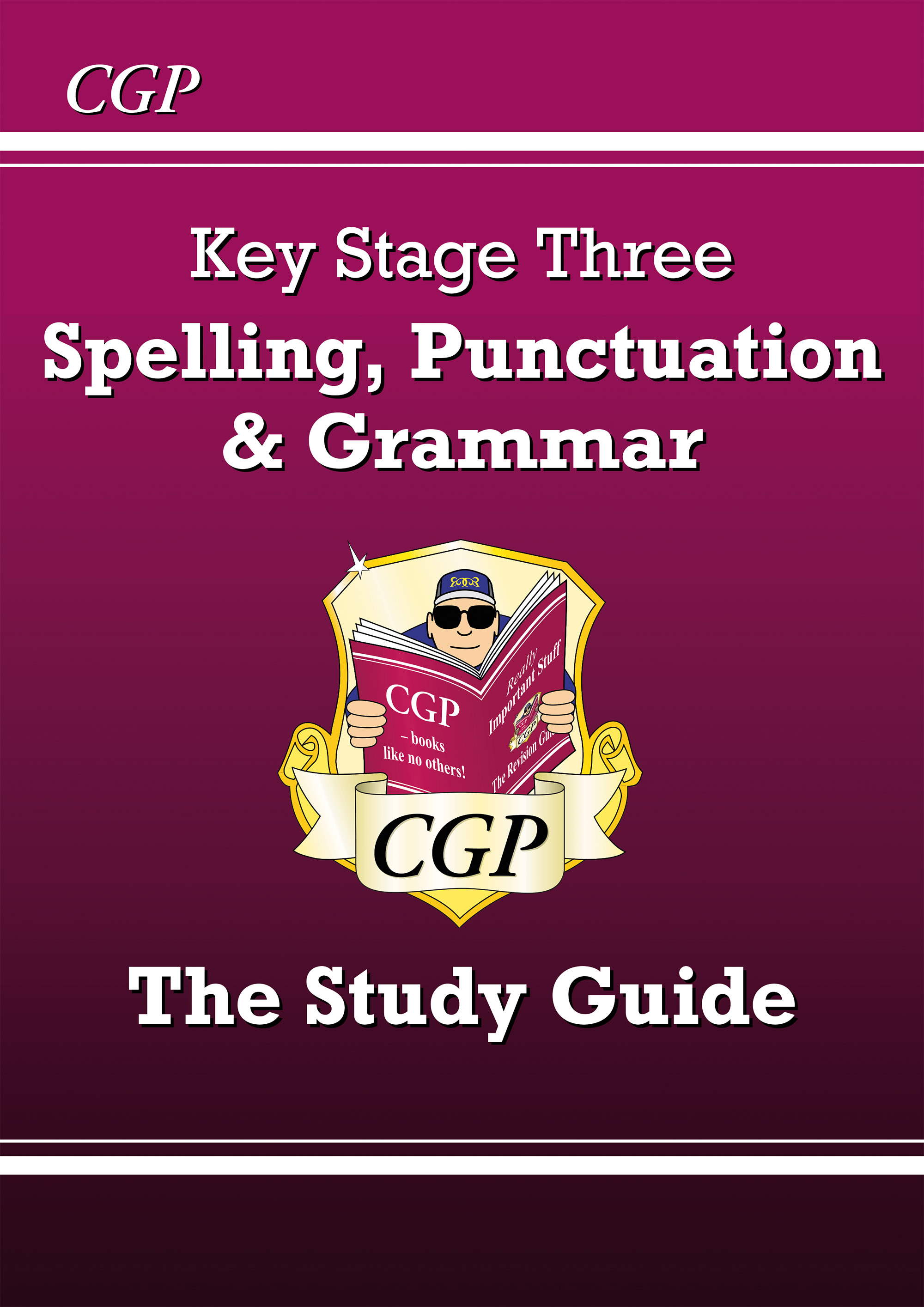 EGR31DK - Spelling, Punctuation and Grammar for KS3 - Study Guide