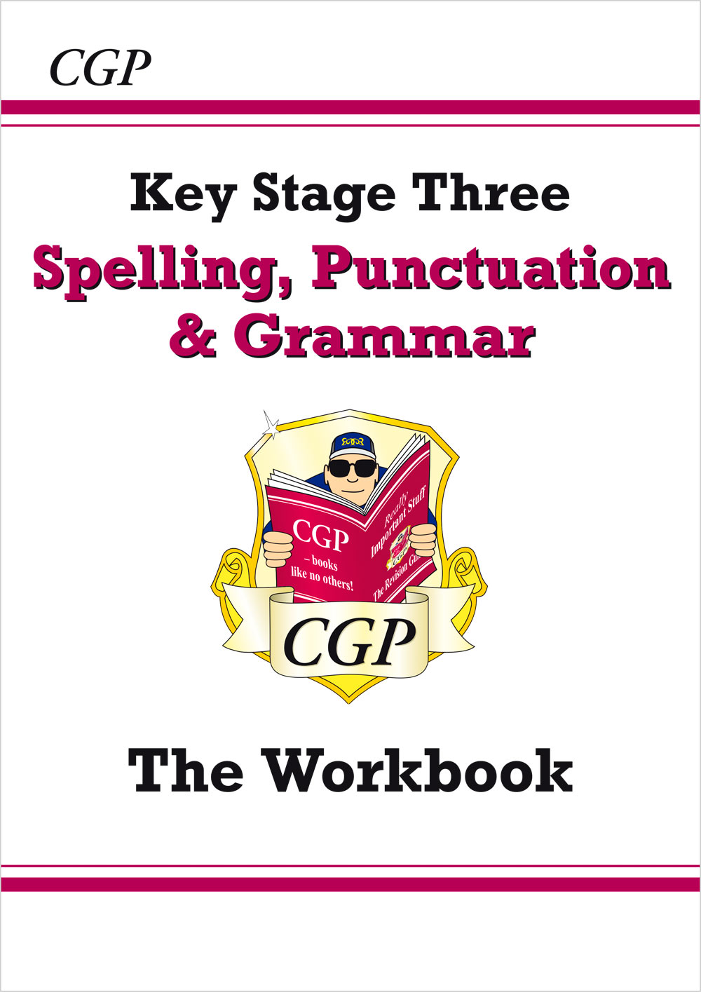 EGW31 - Spelling, Punctuation and Grammar for KS3 - Workbook