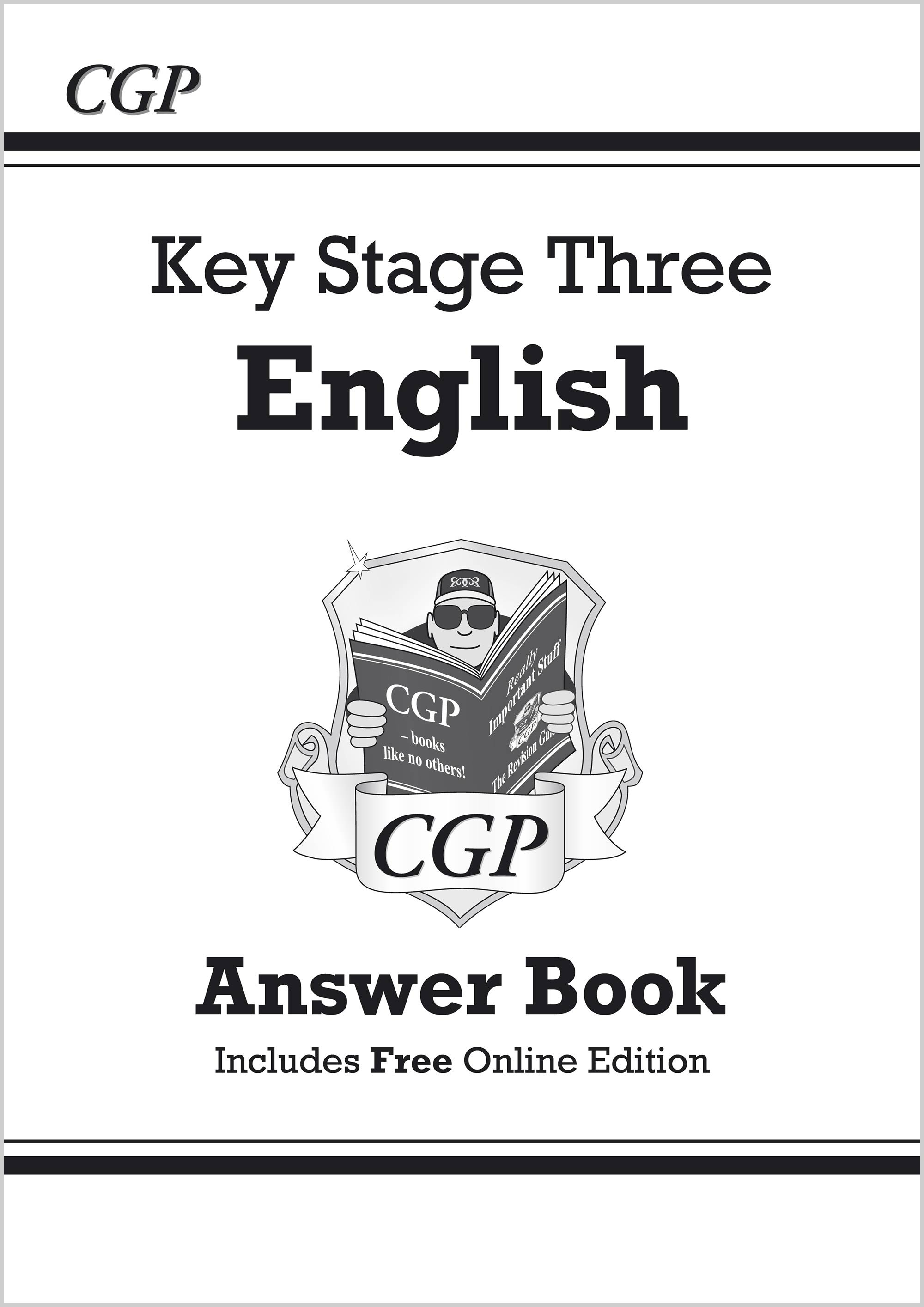 EHA35 - KS3 English Answers for Workbook